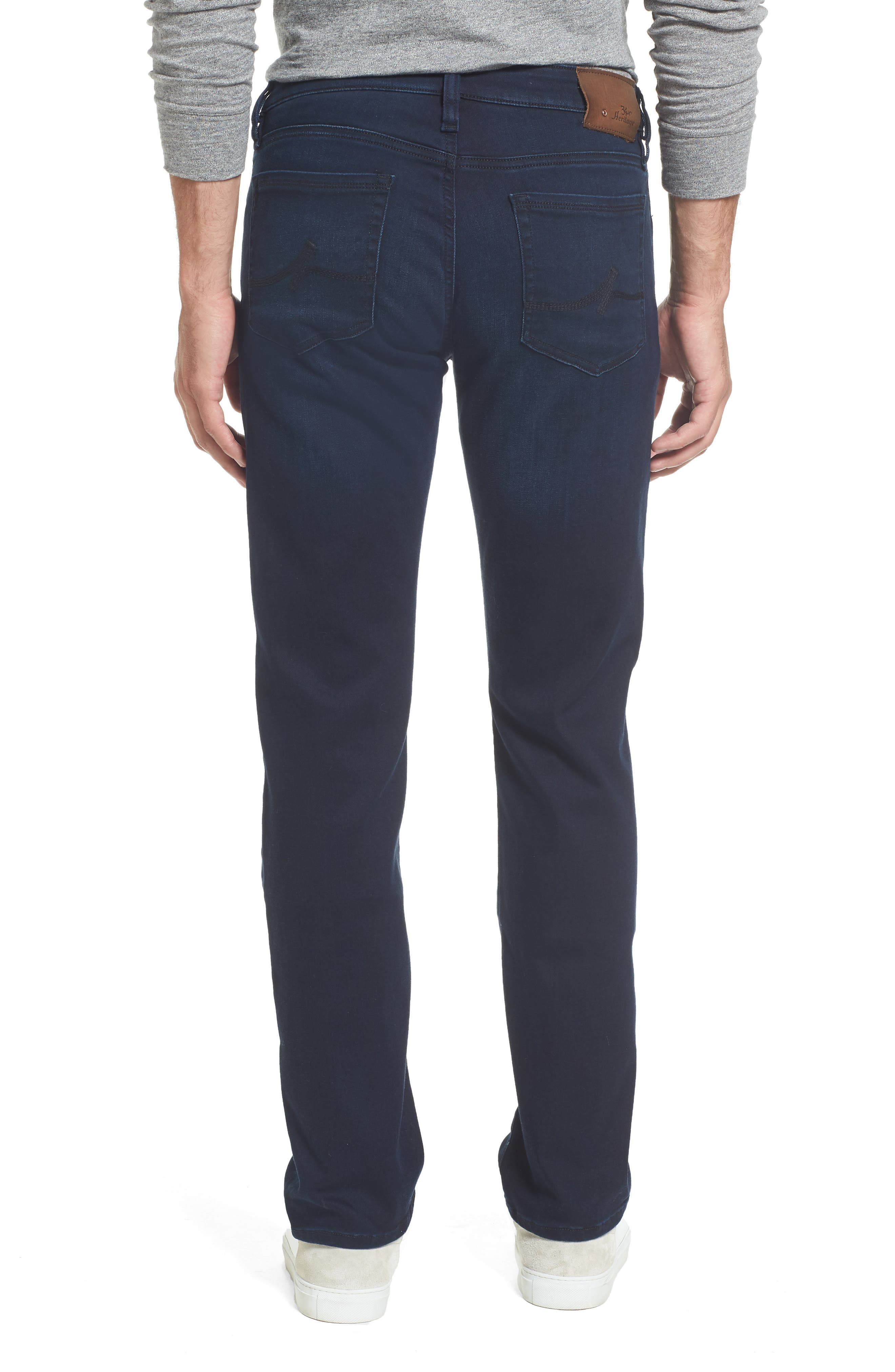 Courage Straight Fit Jeans,                             Alternate thumbnail 2, color,                             401