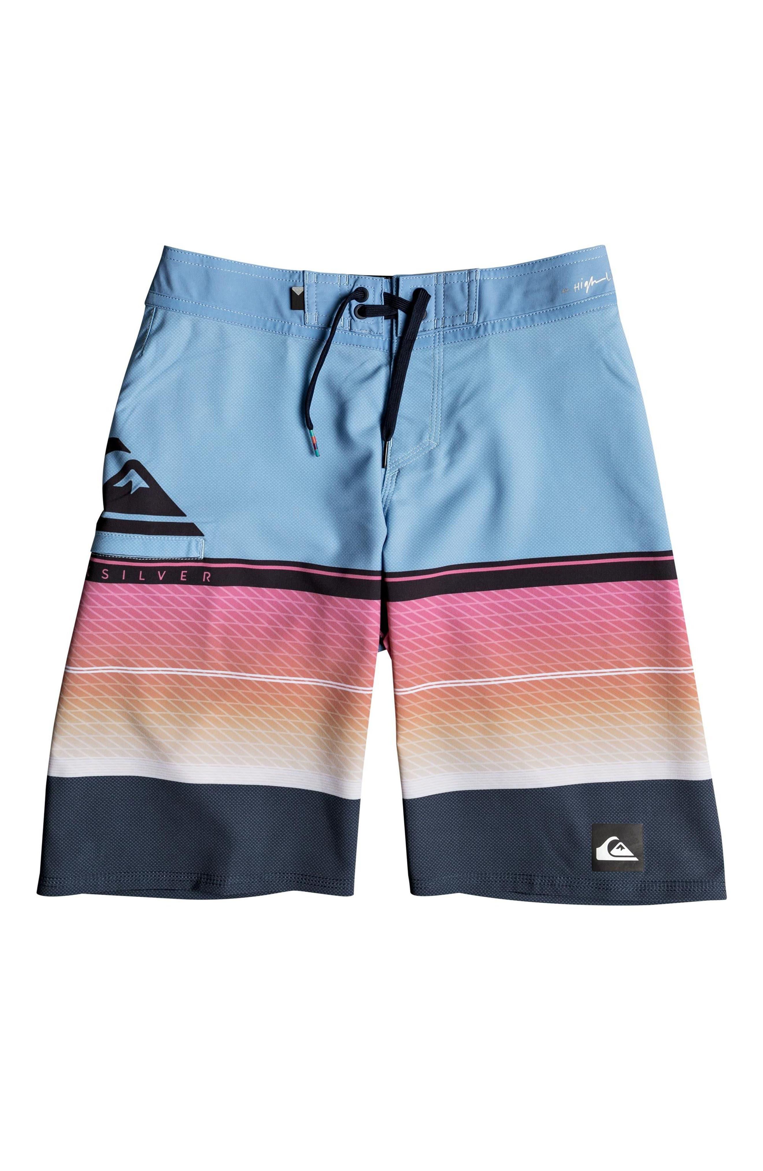 Highline Slab Board Shorts,                             Main thumbnail 2, color,