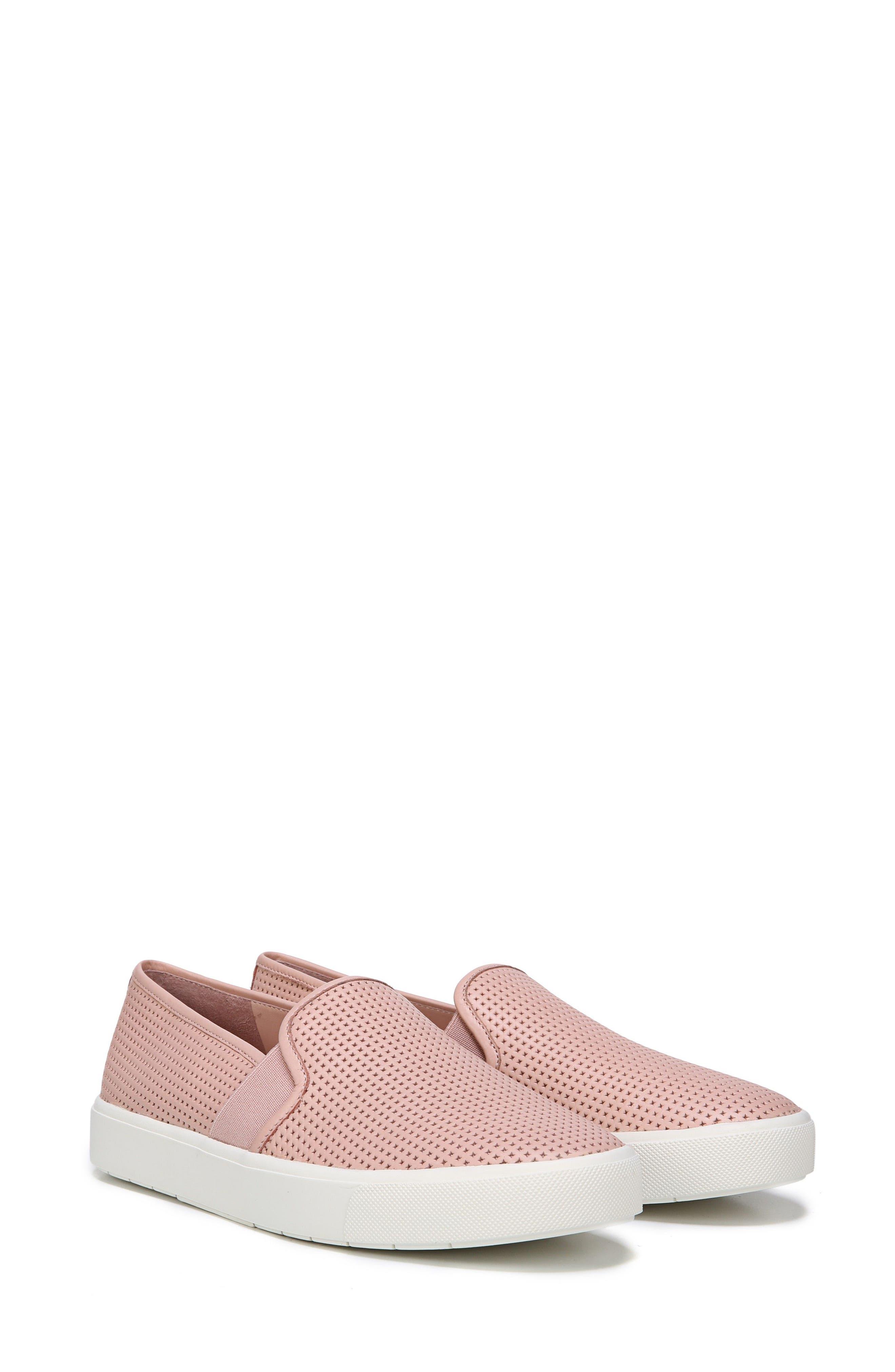 Blair 5 Slip-On Sneaker,                             Alternate thumbnail 7, color,                             ROSE