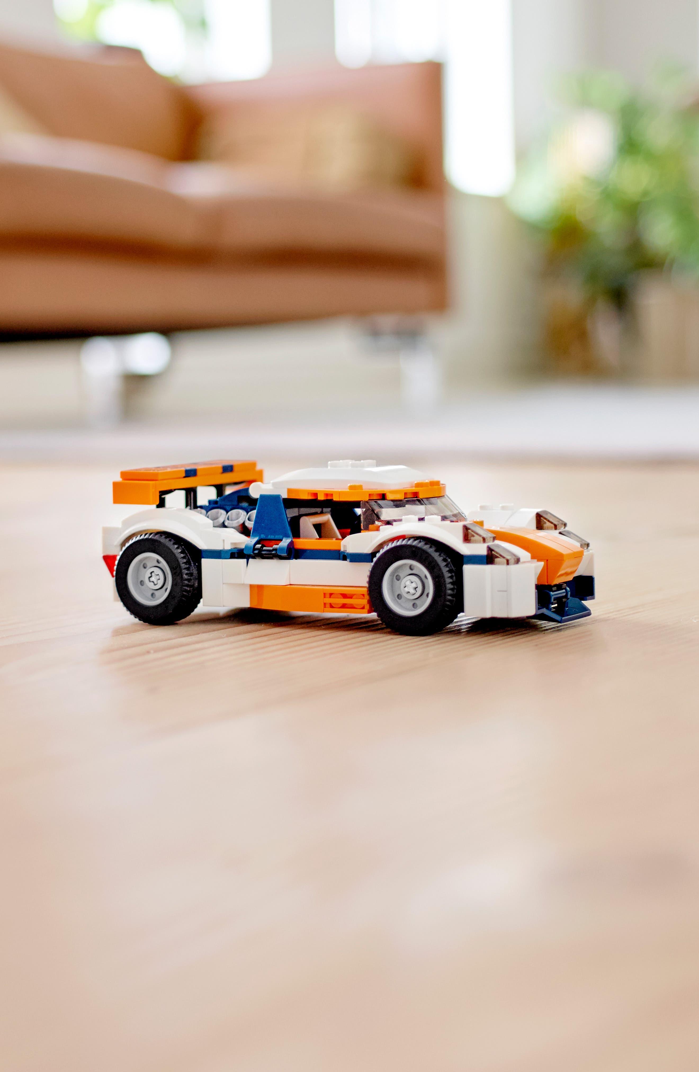 Creator 3-in-1 Sunset Track Racer - 31089,                             Alternate thumbnail 8, color,                             MULTI