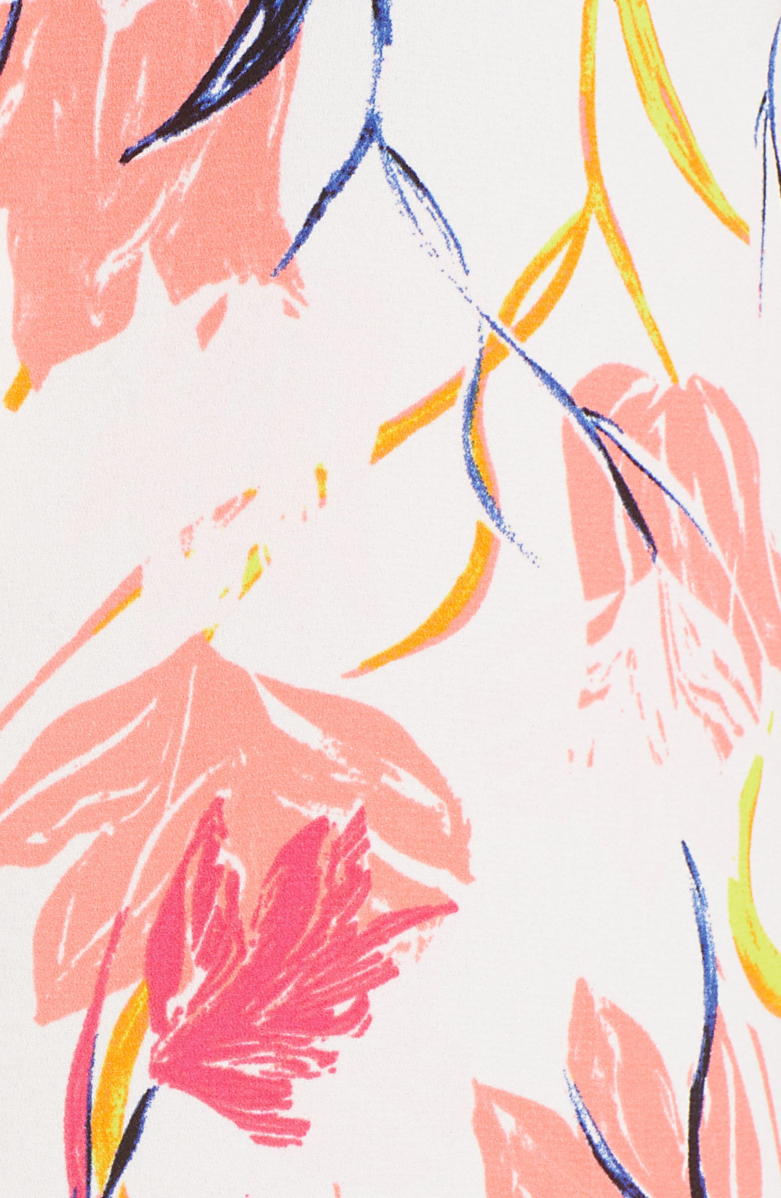 A-Line Dress,                             Alternate thumbnail 123, color,