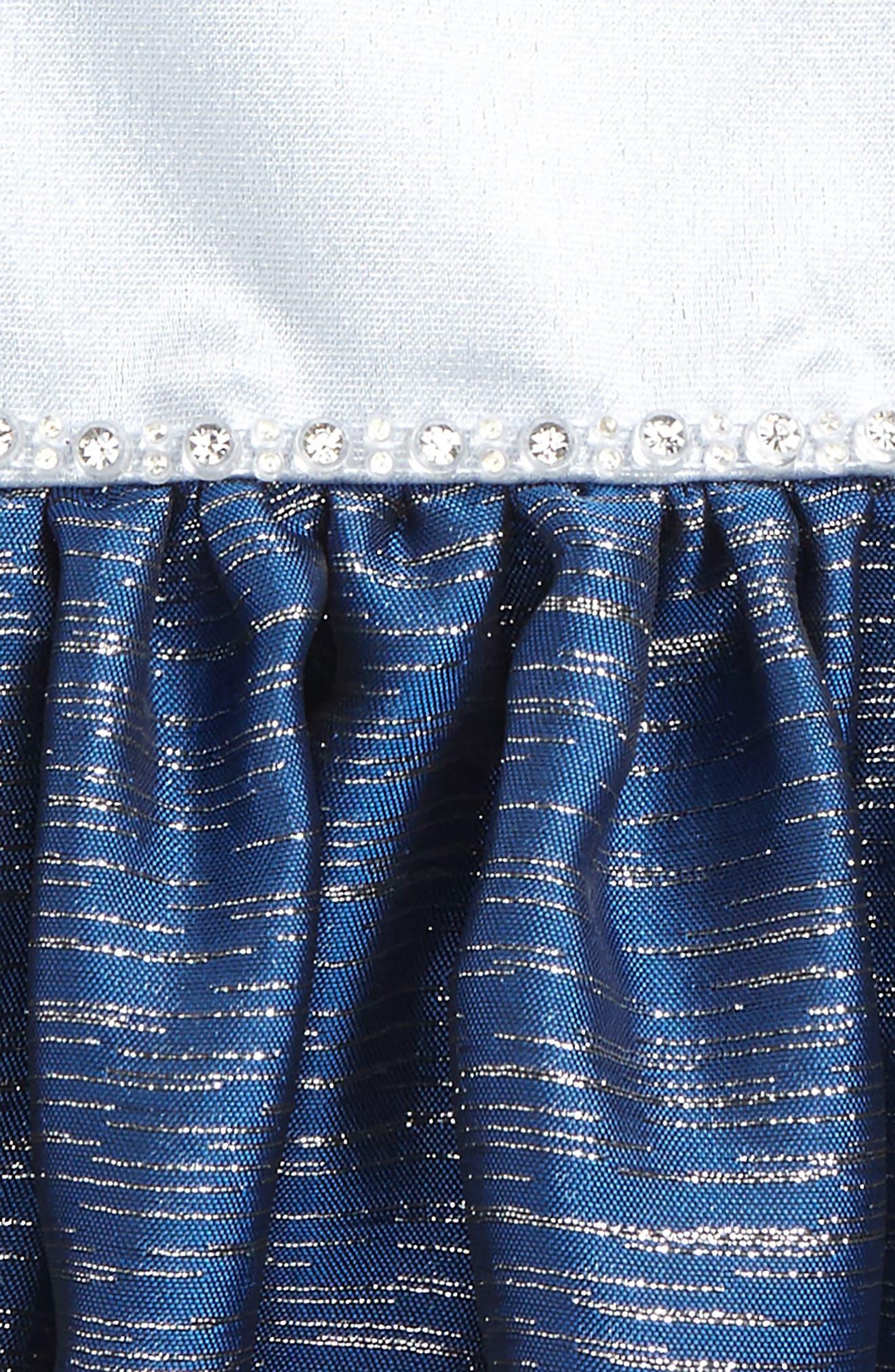 Jolie Fit & Flare Dress,                             Alternate thumbnail 2, color,