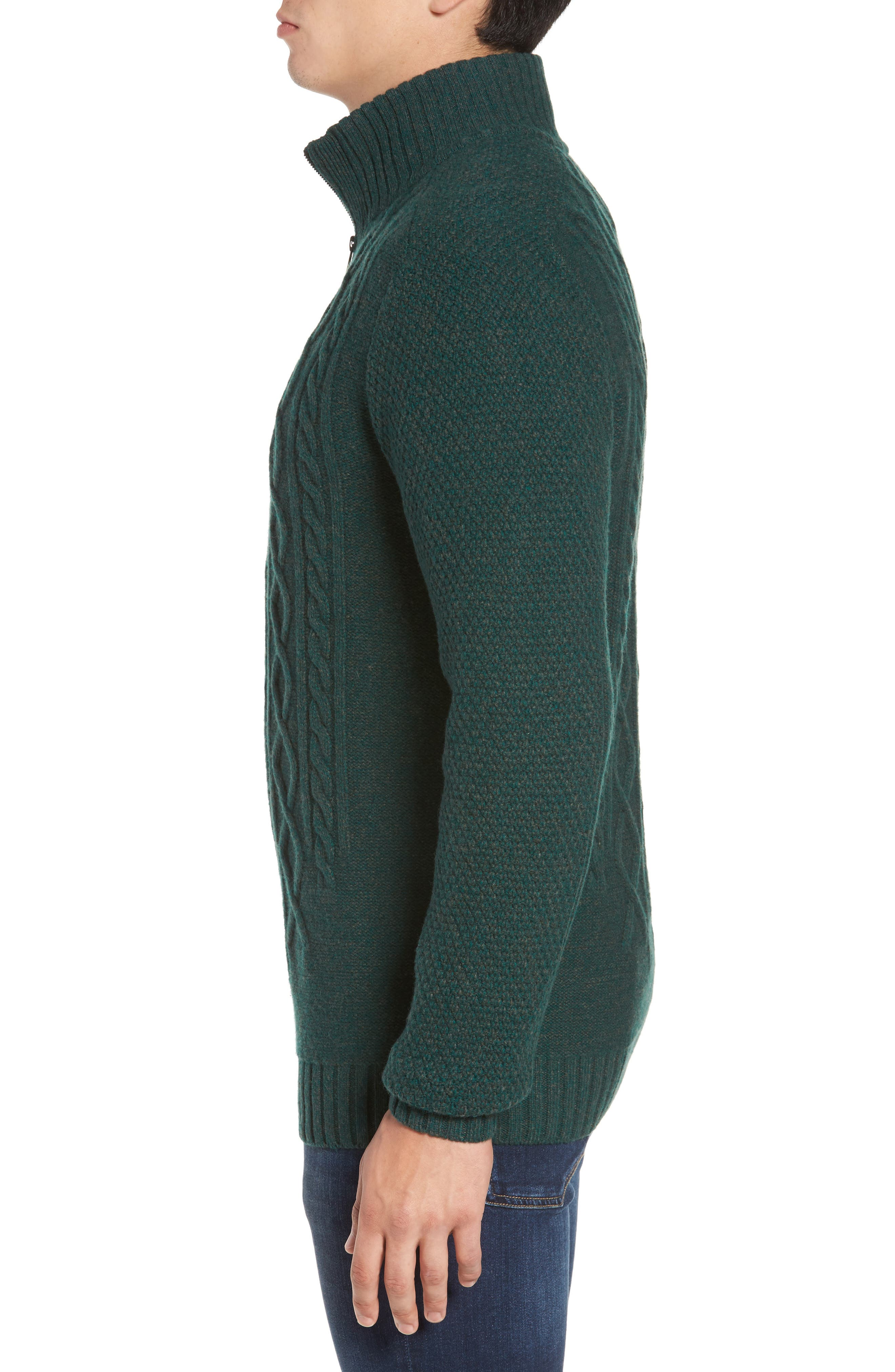 Cape Scoresby Wool Sweater,                             Alternate thumbnail 8, color,