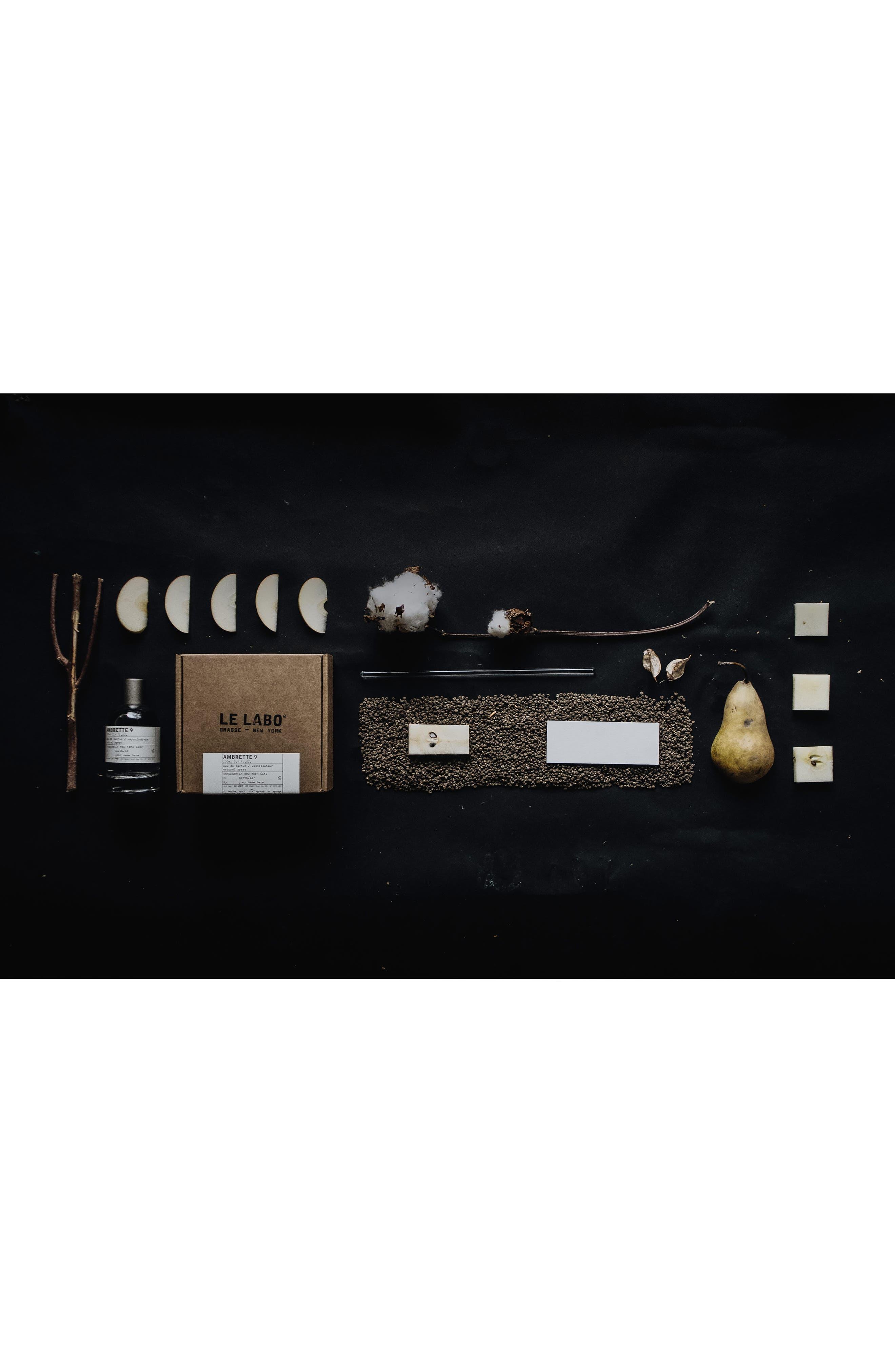 LE LABO,                             'Ambrette 9' Eau de Parfum,                             Alternate thumbnail 3, color,                             NO COLOR