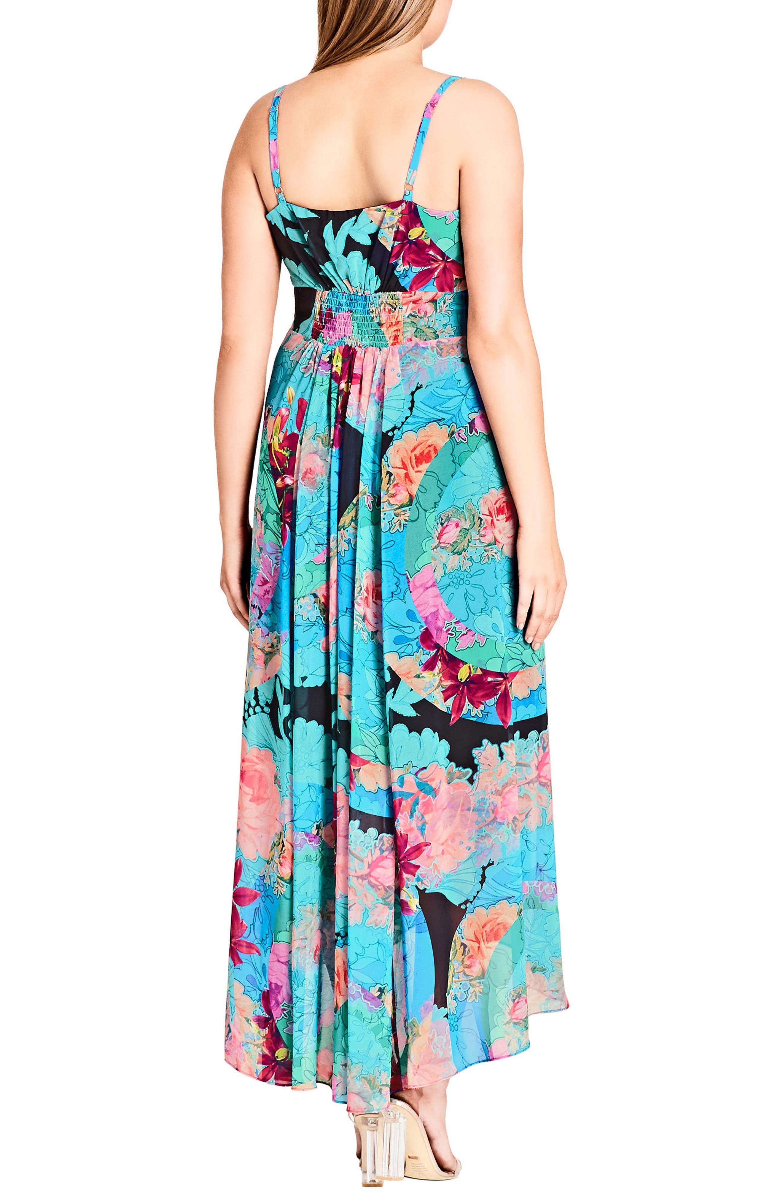 Looking Glass Maxi Dress,                             Alternate thumbnail 2, color,                             LOOKING GLASS