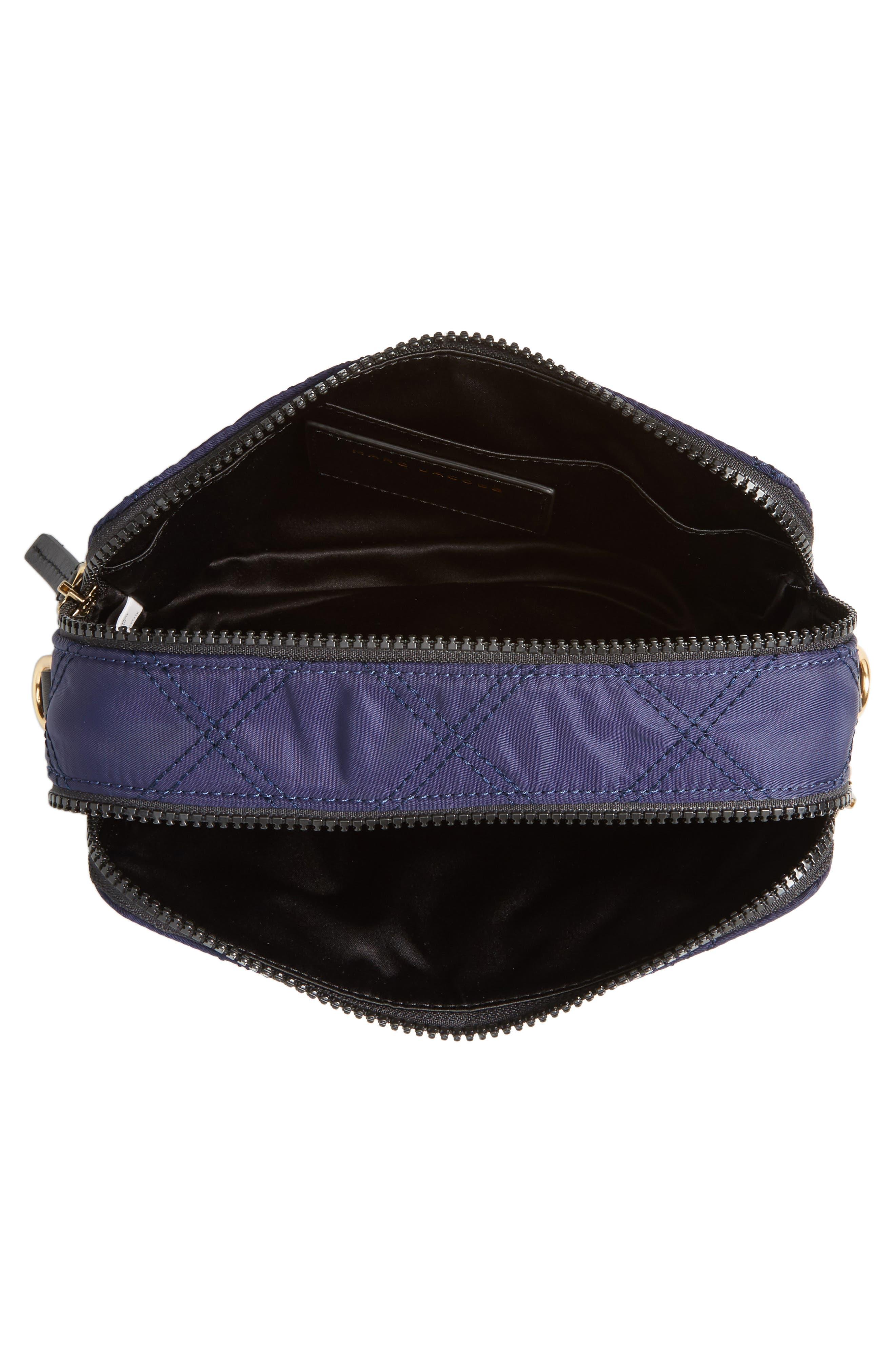 Nylon Knot Crossbody Bag,                             Alternate thumbnail 12, color,