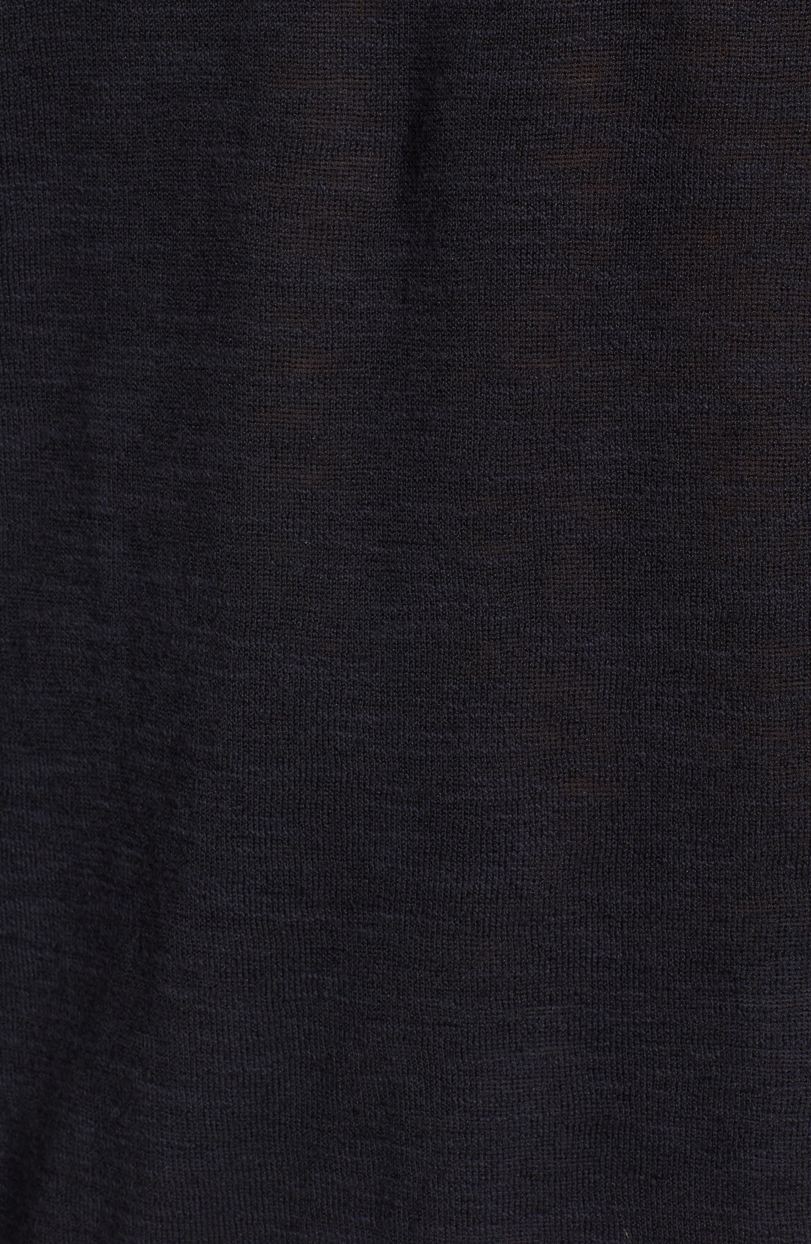 Arambol Cotton & Linen Sweater,                             Alternate thumbnail 5, color,                             409