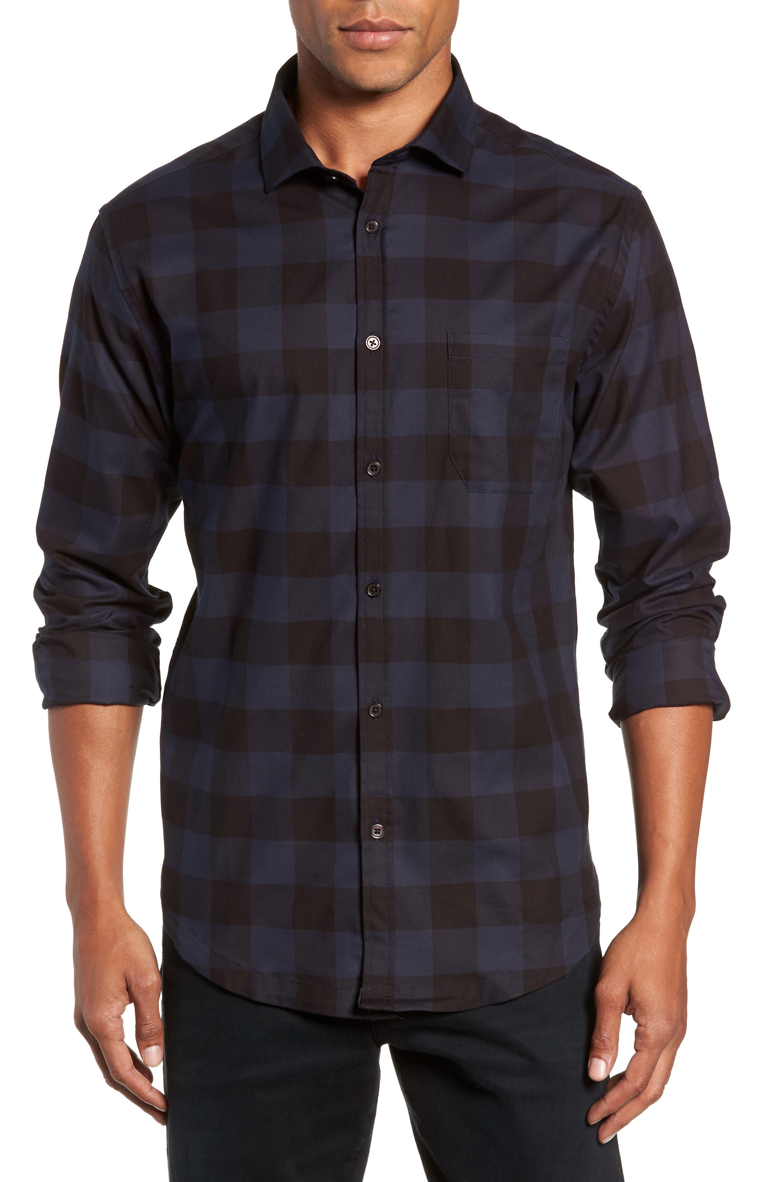 Best Winner Regular Fit Cotton Sport Shirt,                         Main,                         color, 409