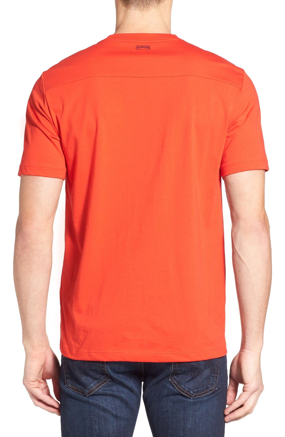 Pocket T-Shirt,                             Alternate thumbnail 7, color,