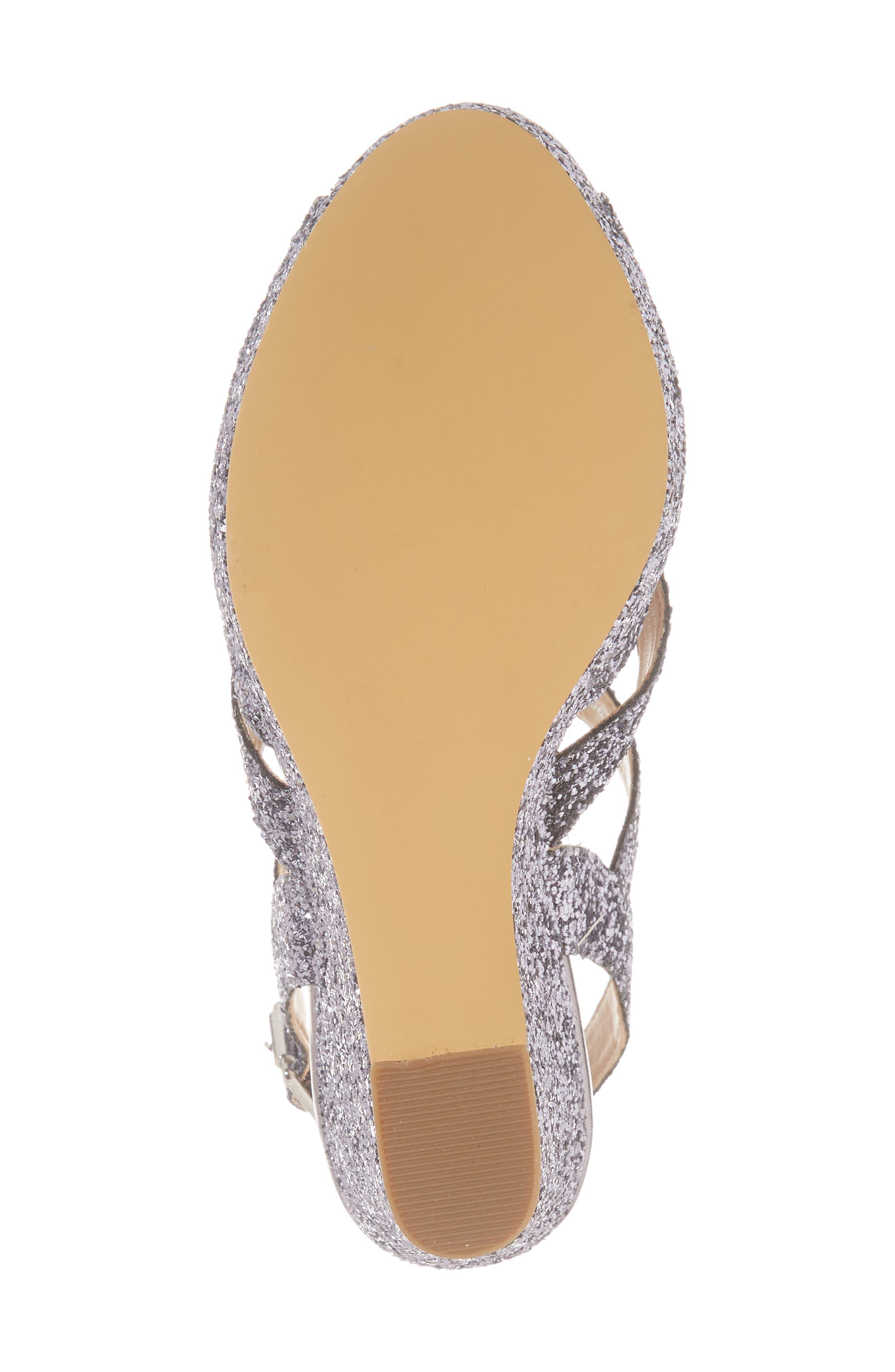 Sunny Platform Wedge Sandal,                             Alternate thumbnail 33, color,