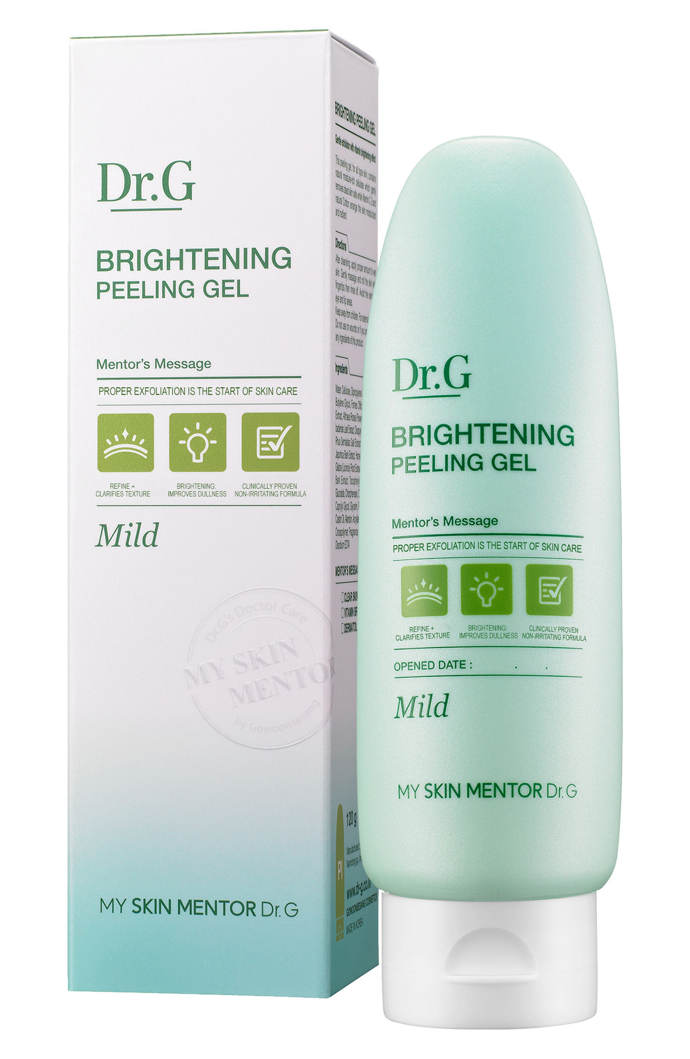 Brightening Peeling Gel,                             Alternate thumbnail 3, color,                             000