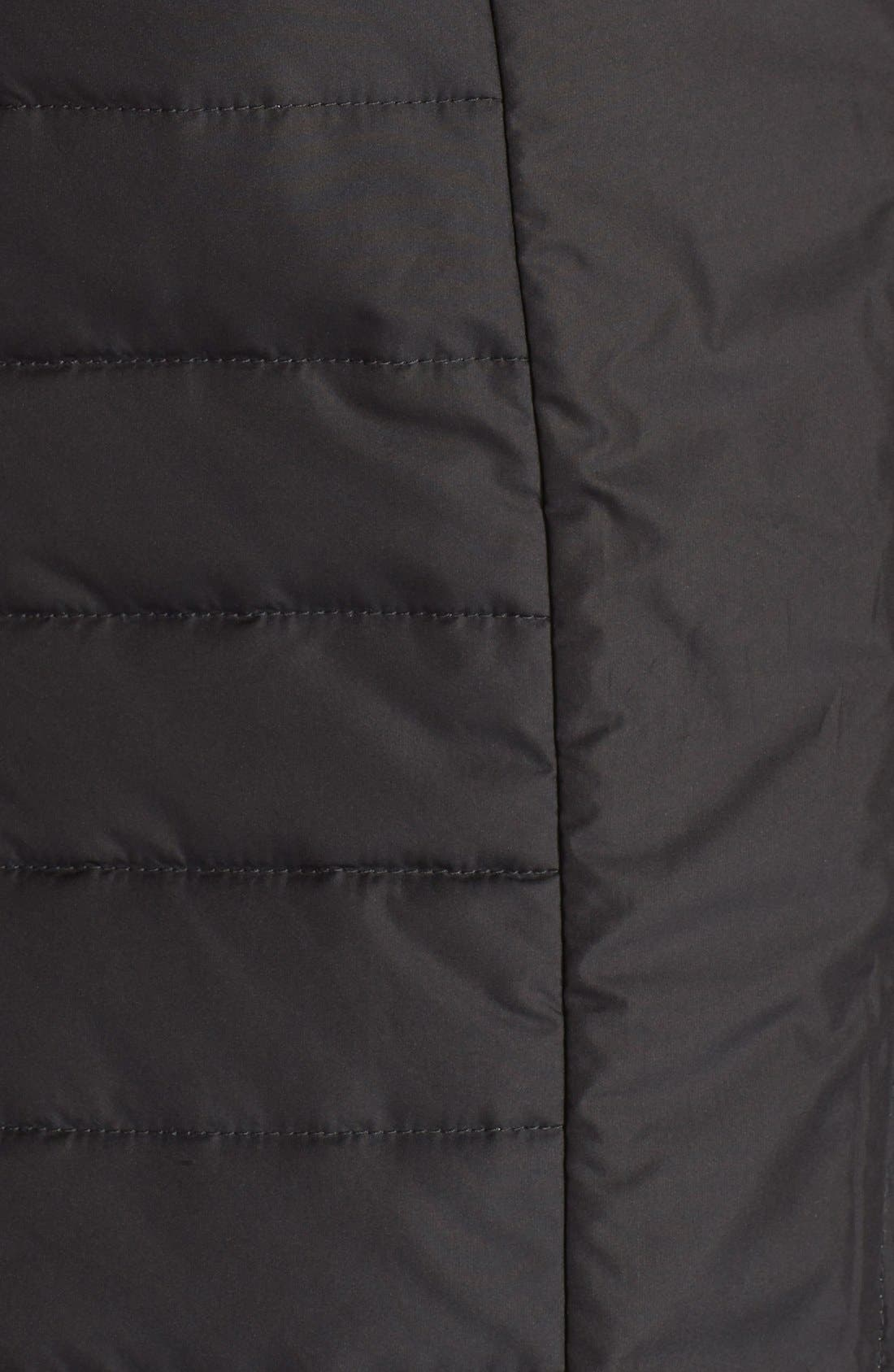 HellyHansen 'Astra' Jacket,                             Alternate thumbnail 8, color,                             001