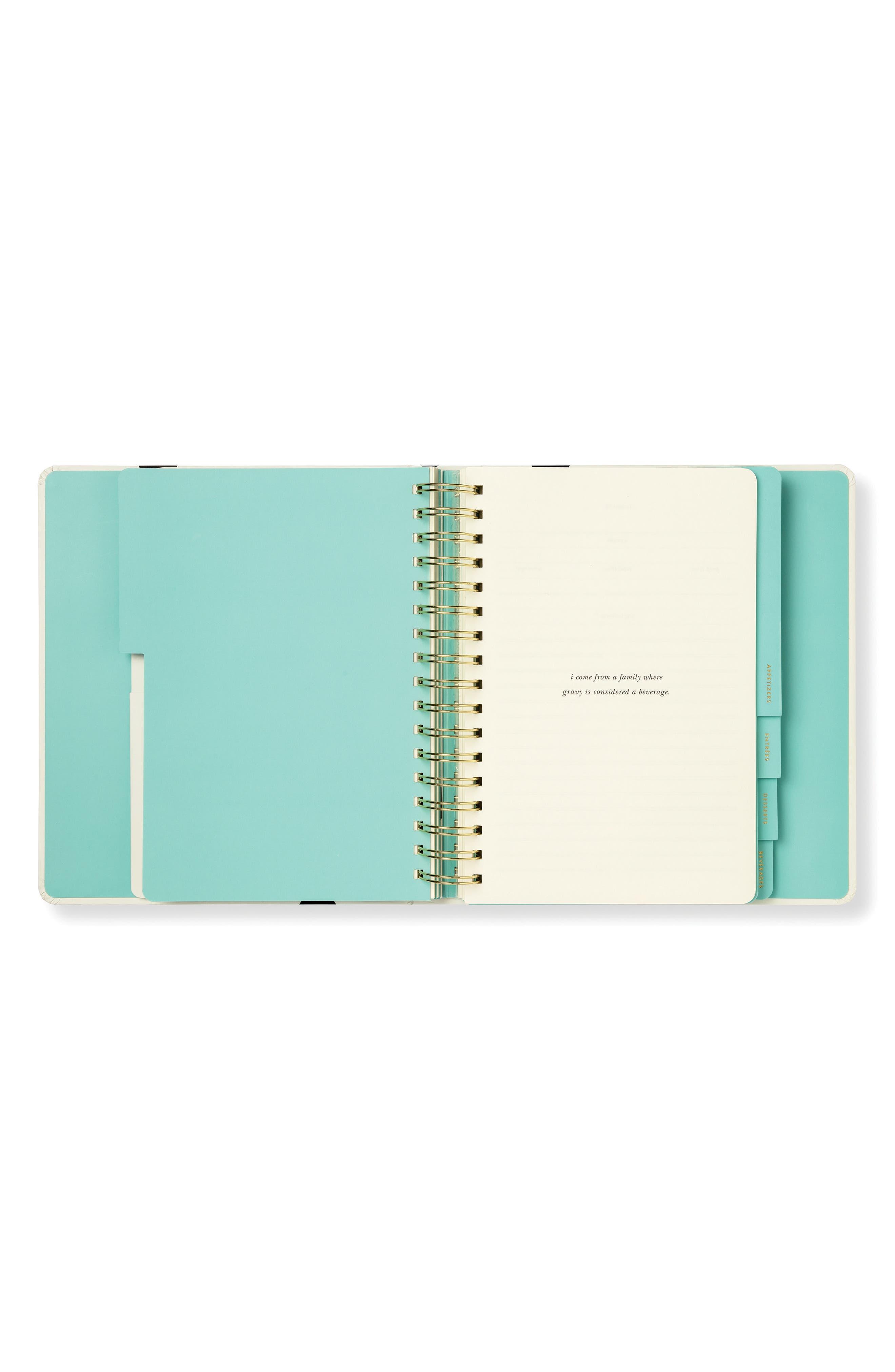 recipe notebook,                             Alternate thumbnail 2, color,                             900