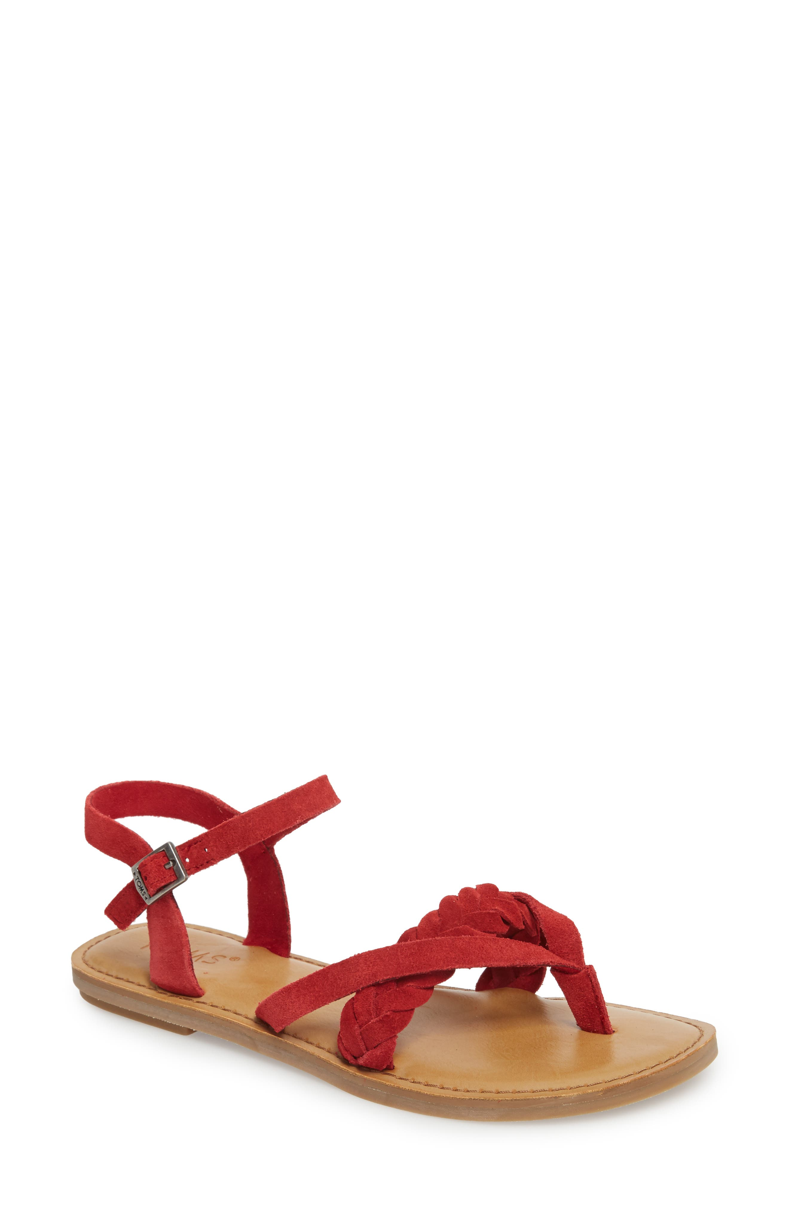 'Lexie' Sandal,                             Main thumbnail 1, color,