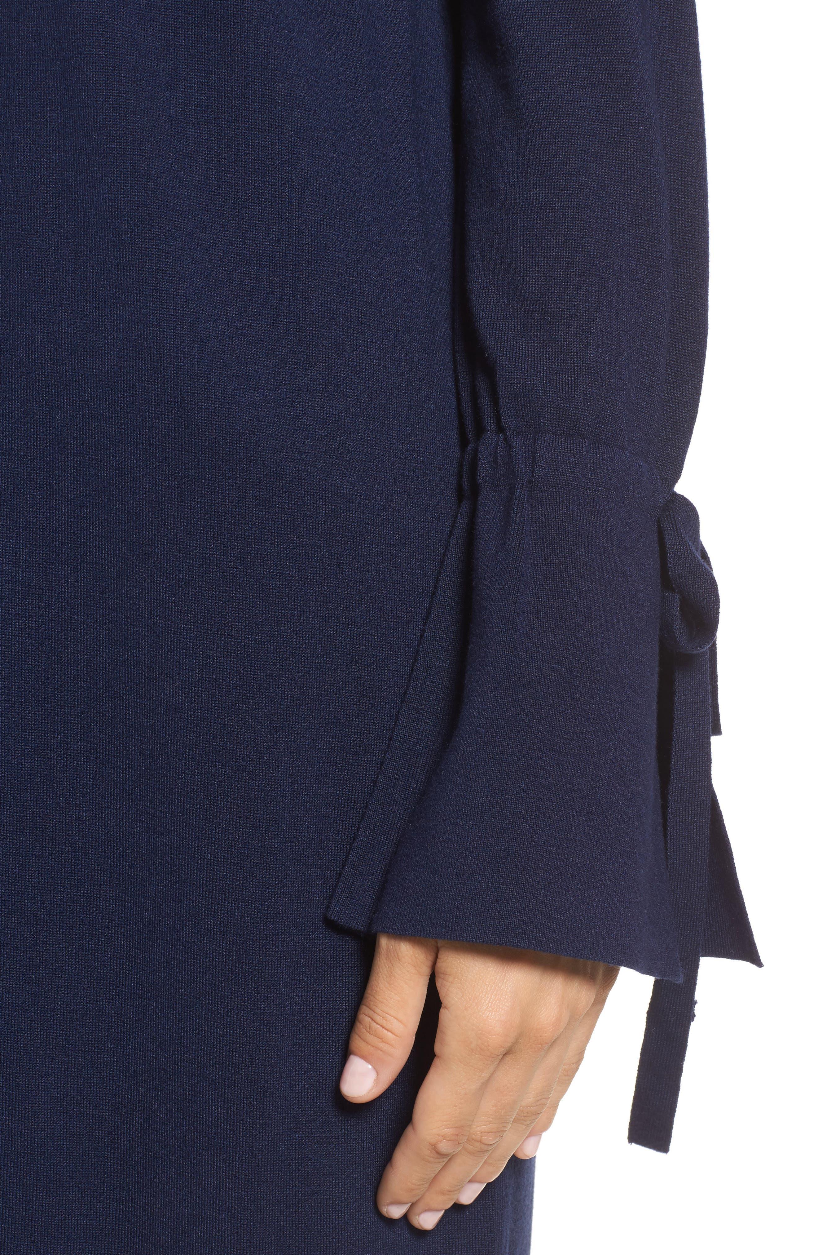 Lightweight Tie Sleeve Cardigan,                             Alternate thumbnail 45, color,