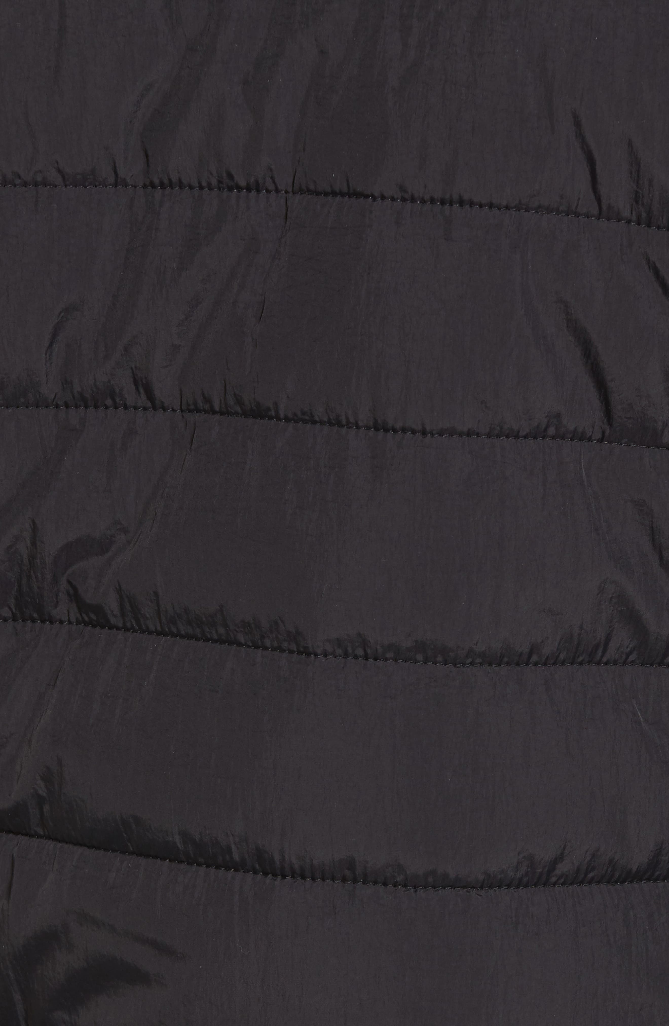Quilted Pullover,                             Alternate thumbnail 6, color,                             001