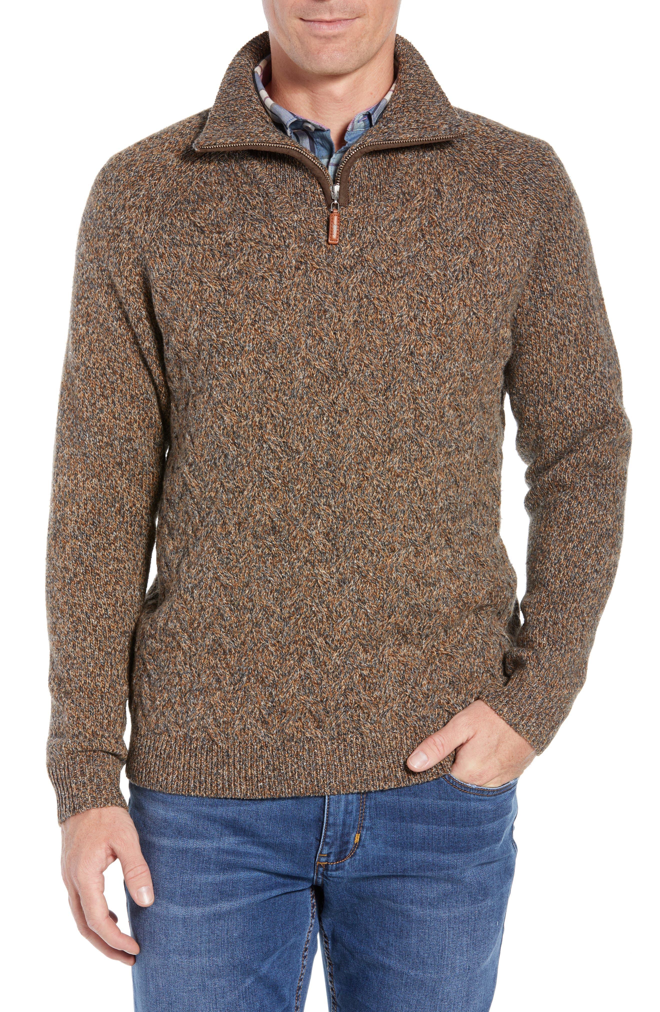 Irazu Half Zip Sweater,                         Main,                         color, 201