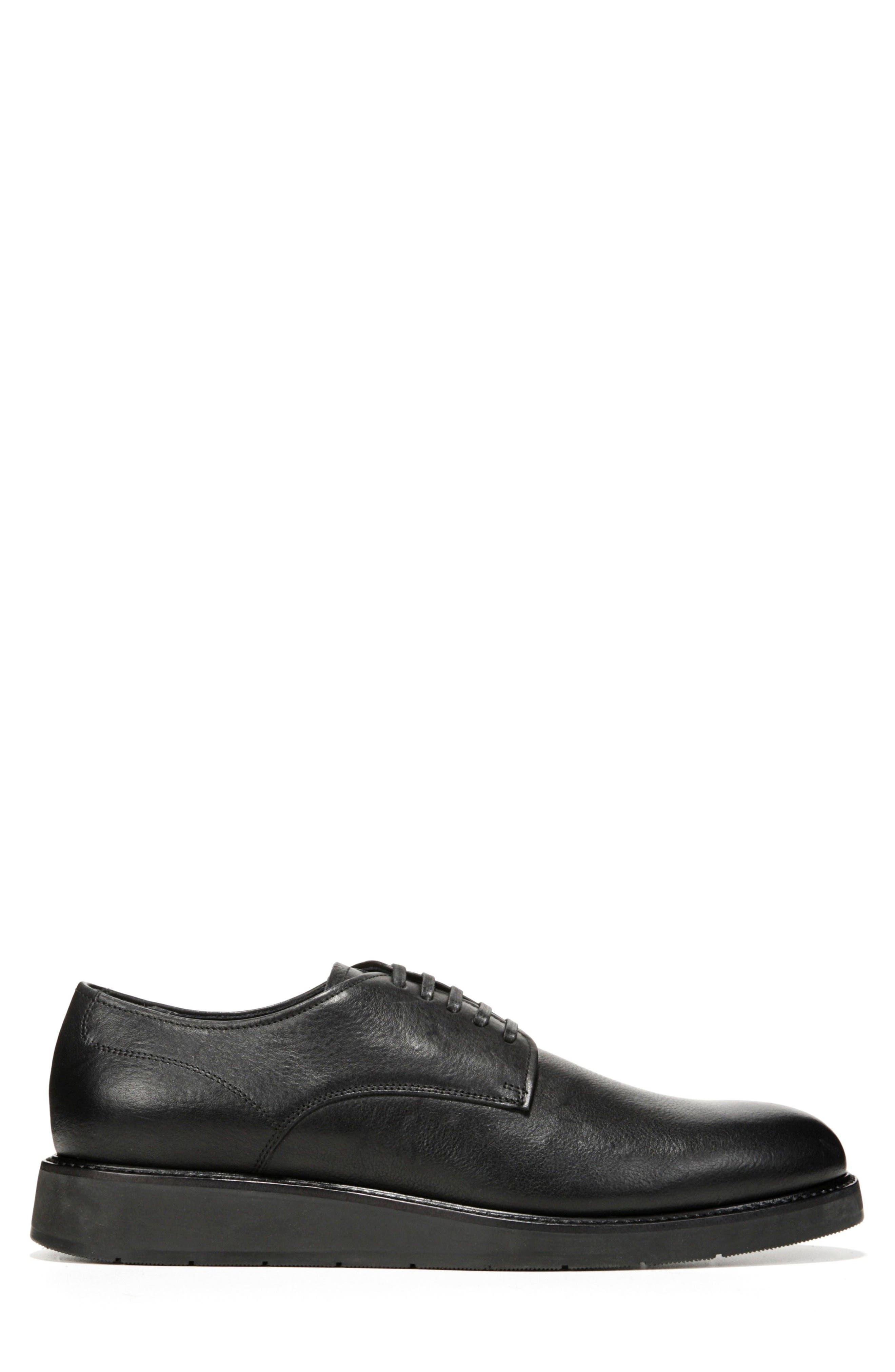 Proctor Plain Toe Derby,                             Alternate thumbnail 3, color,                             001