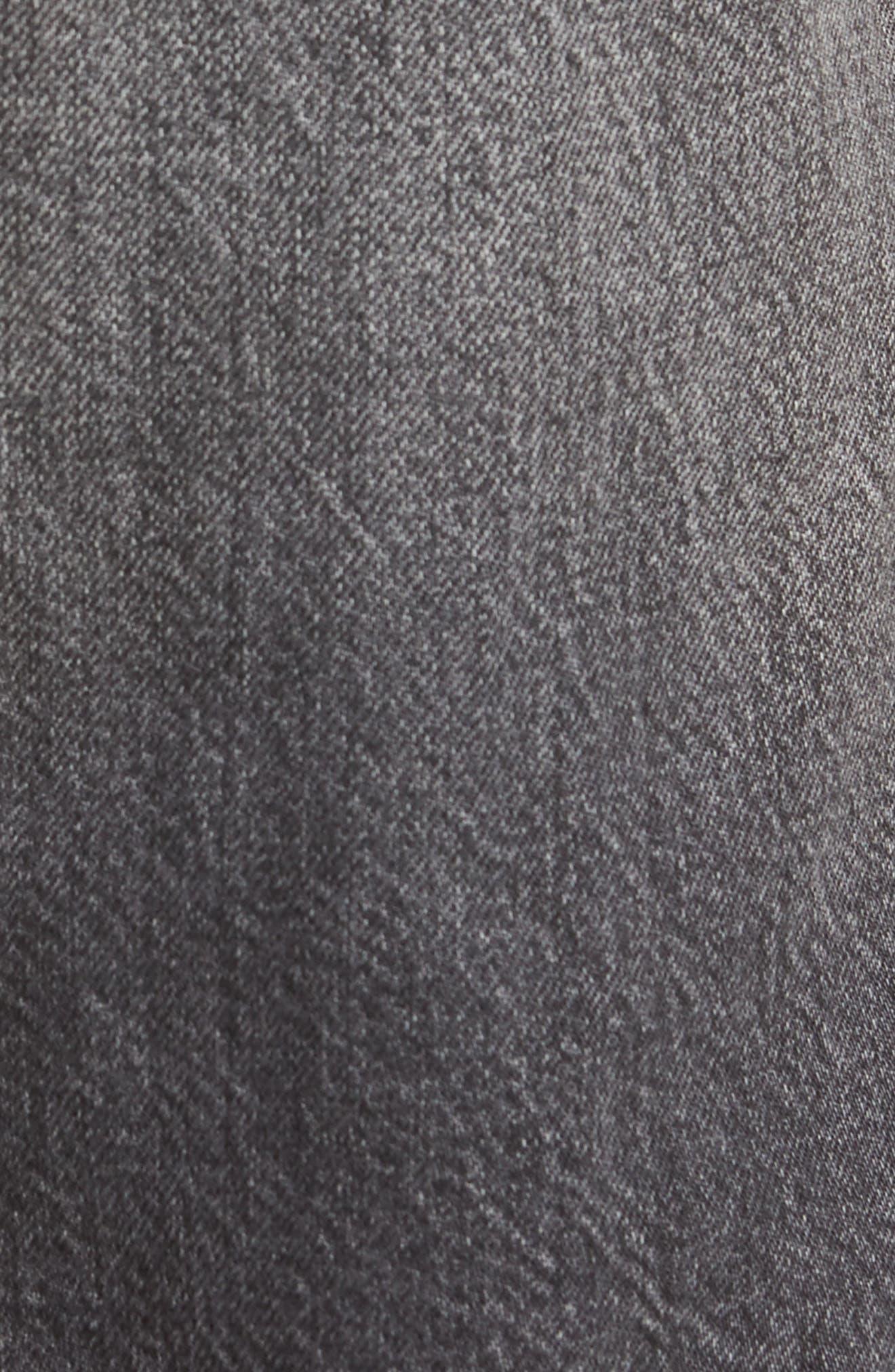 501<sup>®</sup> Cutoff Denim Shorts,                             Alternate thumbnail 5, color,                             001