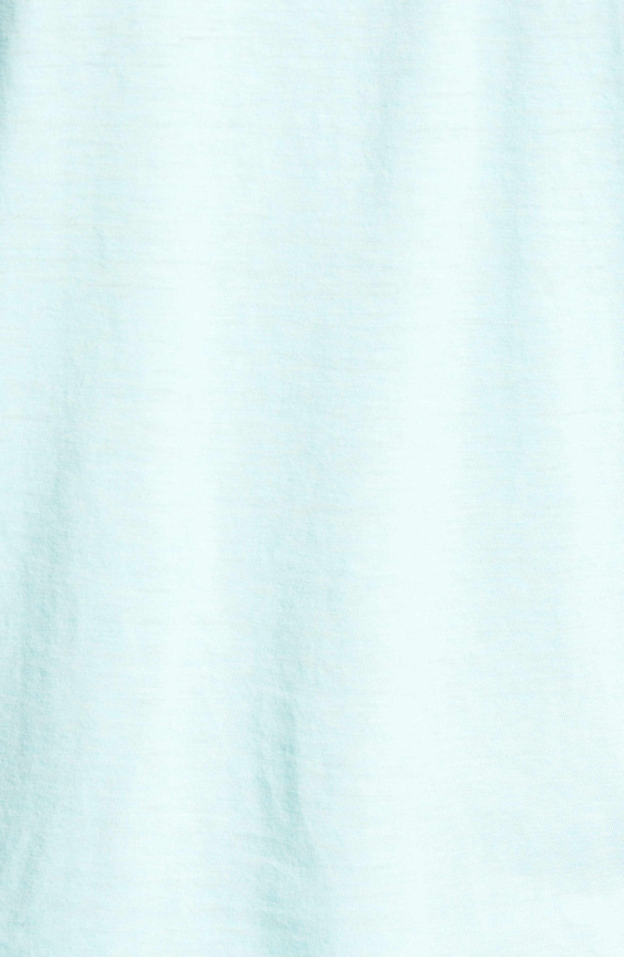 Scallop Triblend Crewneck T-Shirt,                             Alternate thumbnail 102, color,