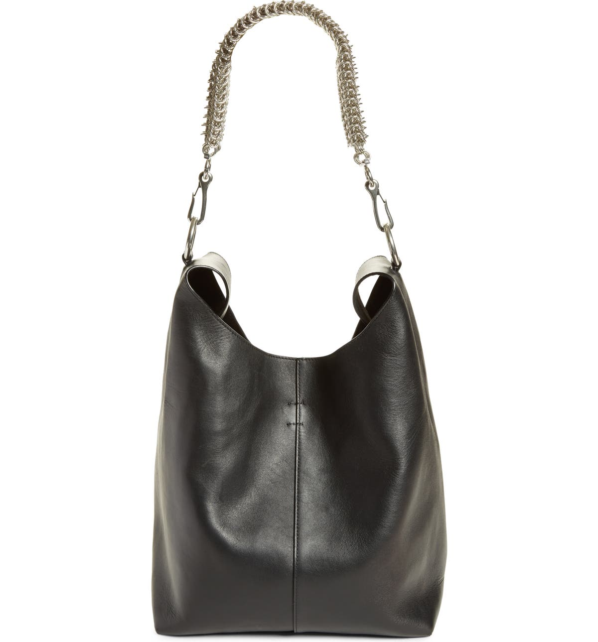 72cf38b9d3d Alexander Wang Genesis Box Chain Leather Hobo   Nordstrom