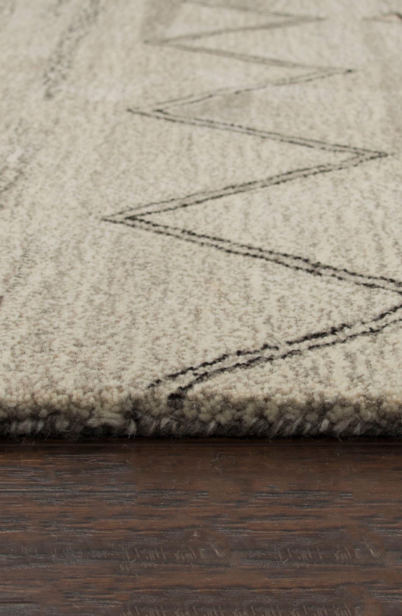 Desert Plains Hand Tufted Wool Area Rug,                             Alternate thumbnail 2, color,                             020