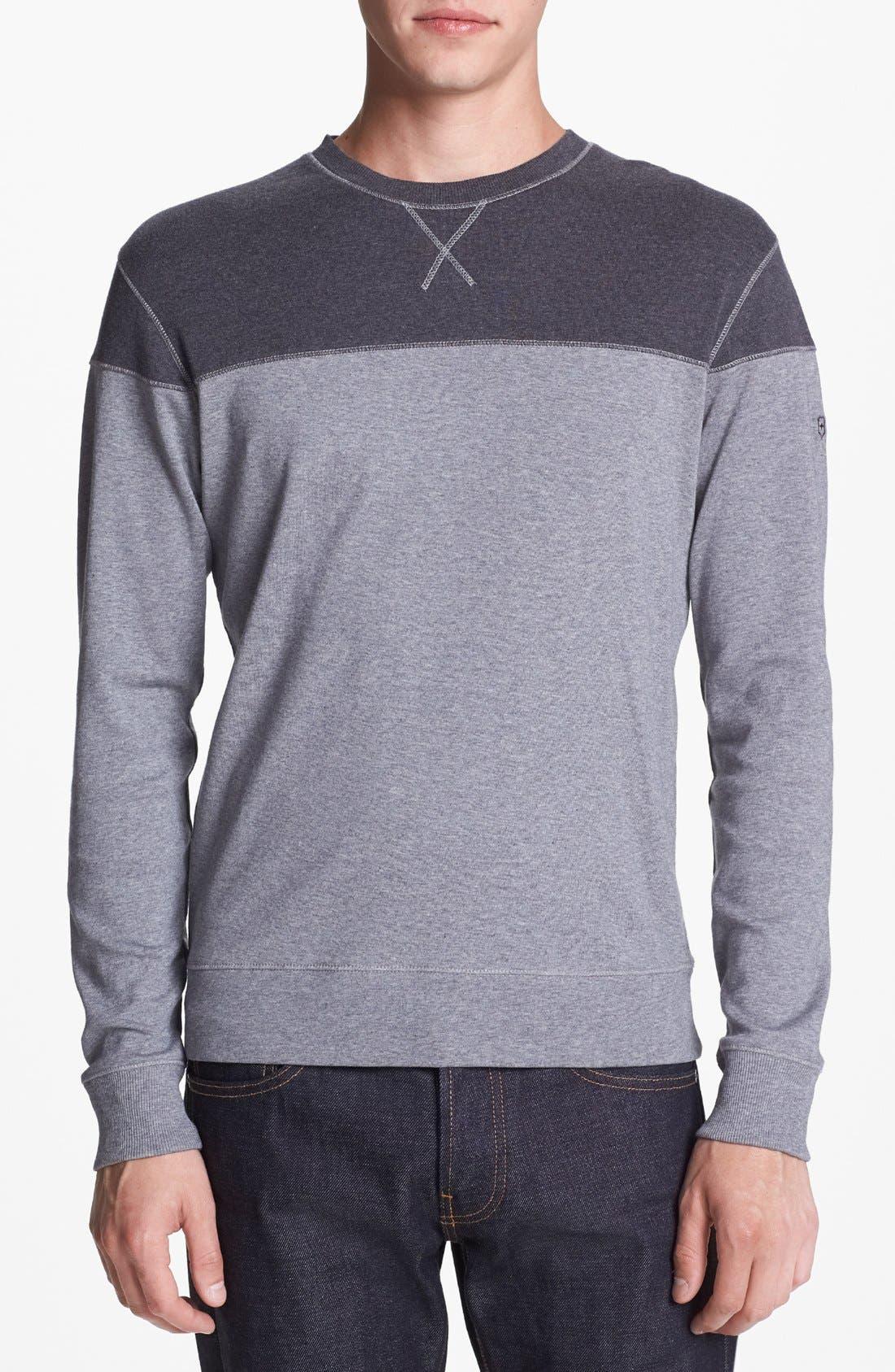 VICTORINOX SWISS ARMY<SUP>®</SUP>,                             Long Sleeve T-Shirt,                             Main thumbnail 1, color,                             065