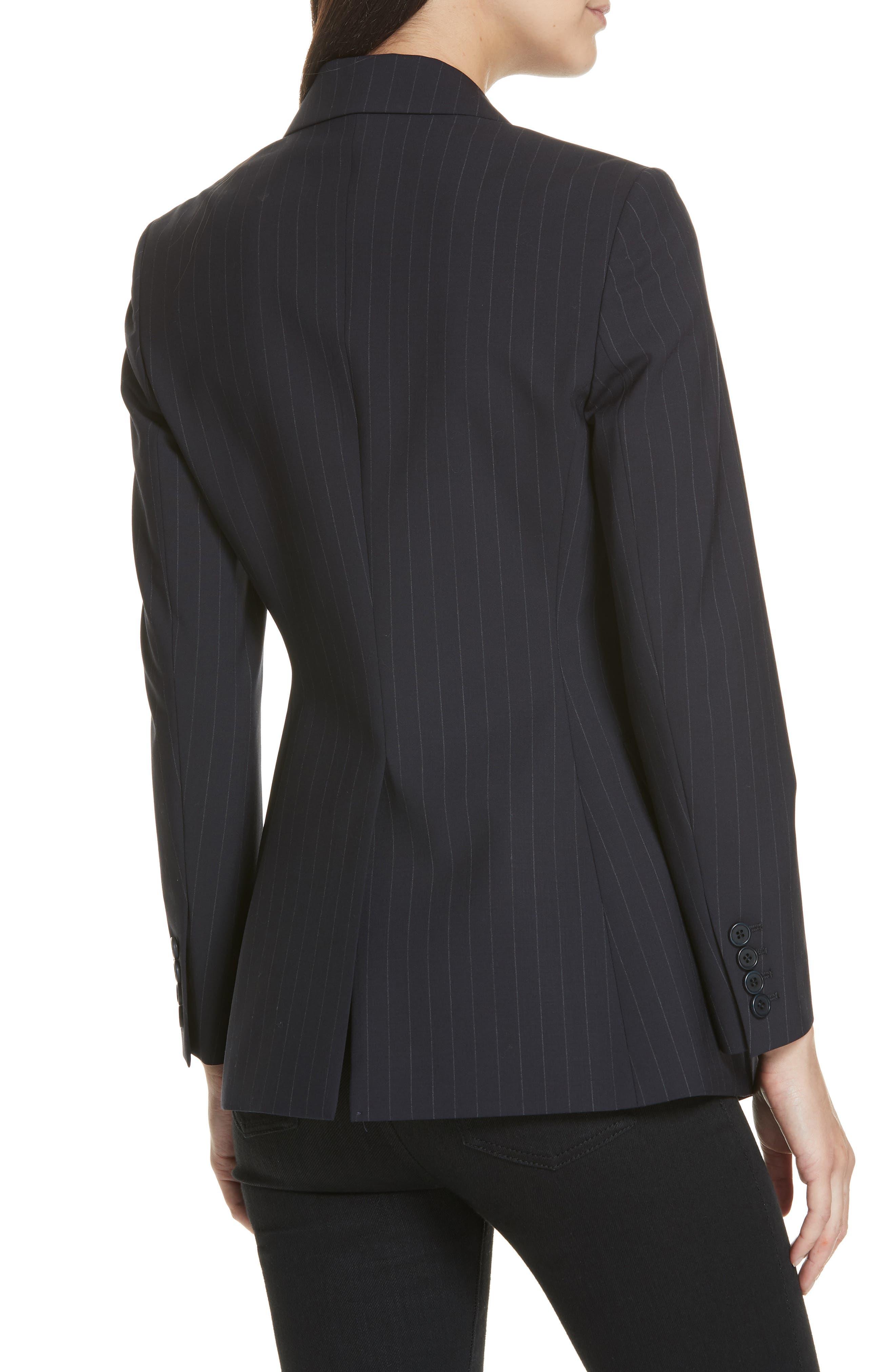 Etienette B Good Wool Suit Jacket,                             Alternate thumbnail 11, color,
