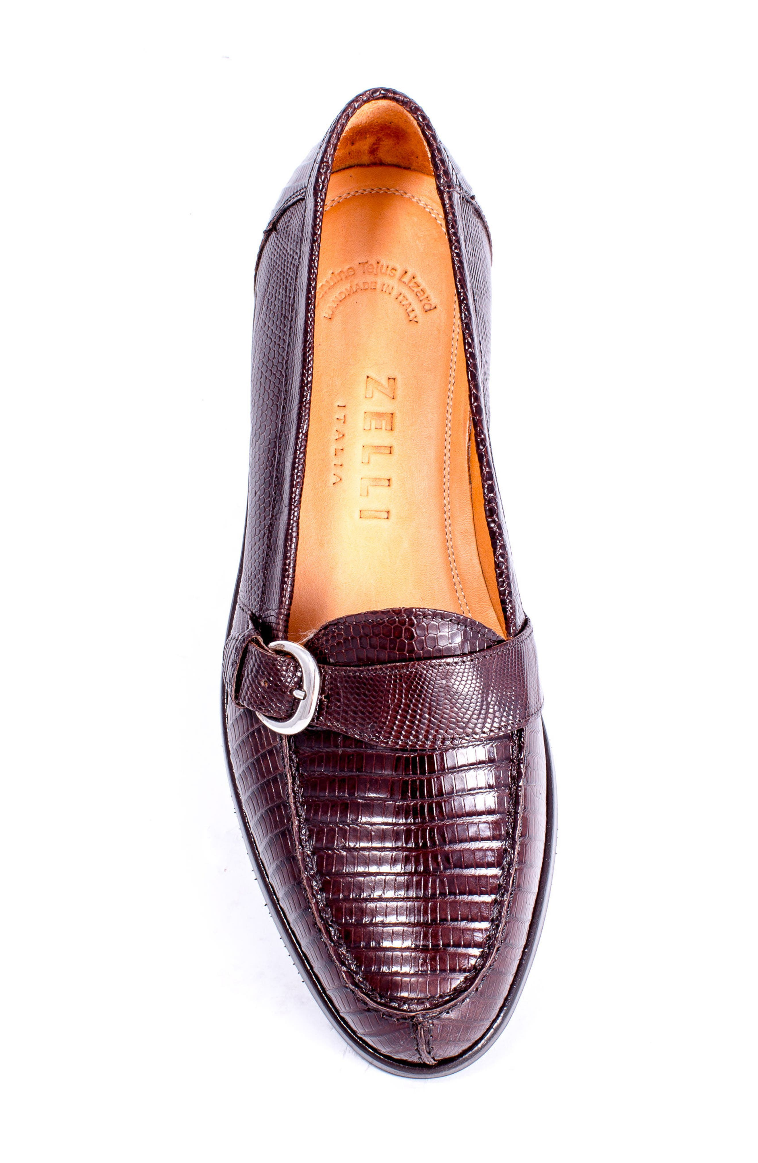 Orlando Teju Ostrich Loafer,                             Alternate thumbnail 10, color,