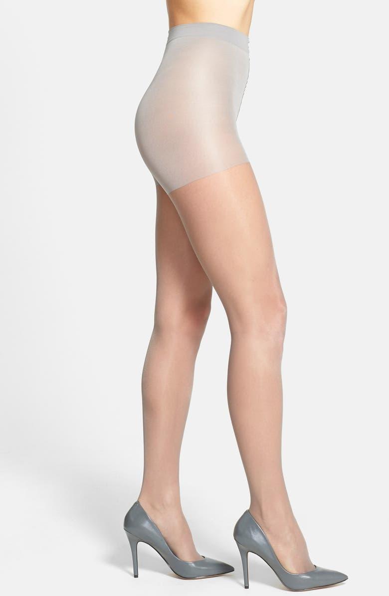 CALVIN KLEIN  Sheer Essentials - Matte Ultra Sheer  Control Top Pantyhose 3e5bd9af2c882