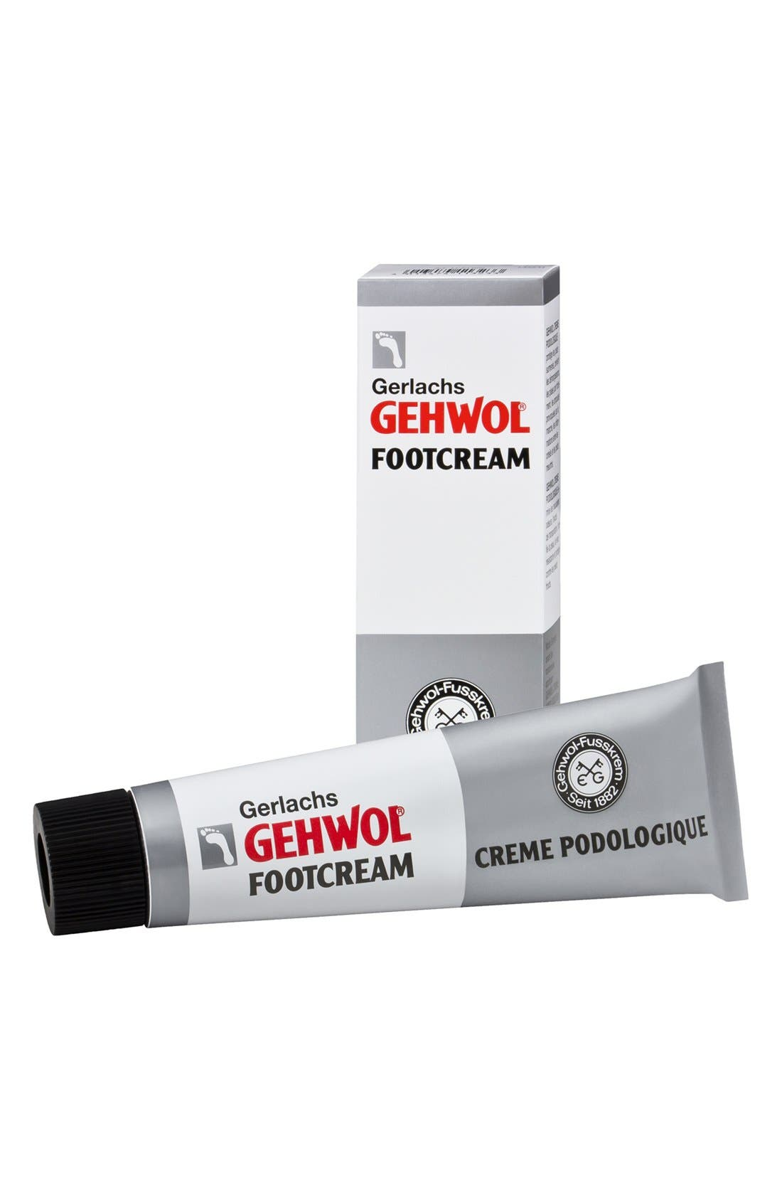 FUSSKRAFT<sup>®</sup> Blue Foot Cream,                             Alternate thumbnail 2, color,                             BLUE