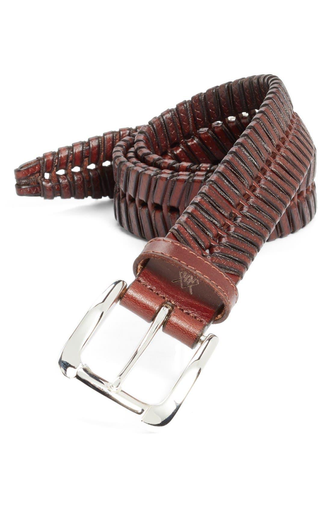 'Livingston' Belt,                         Main,                         color, 200