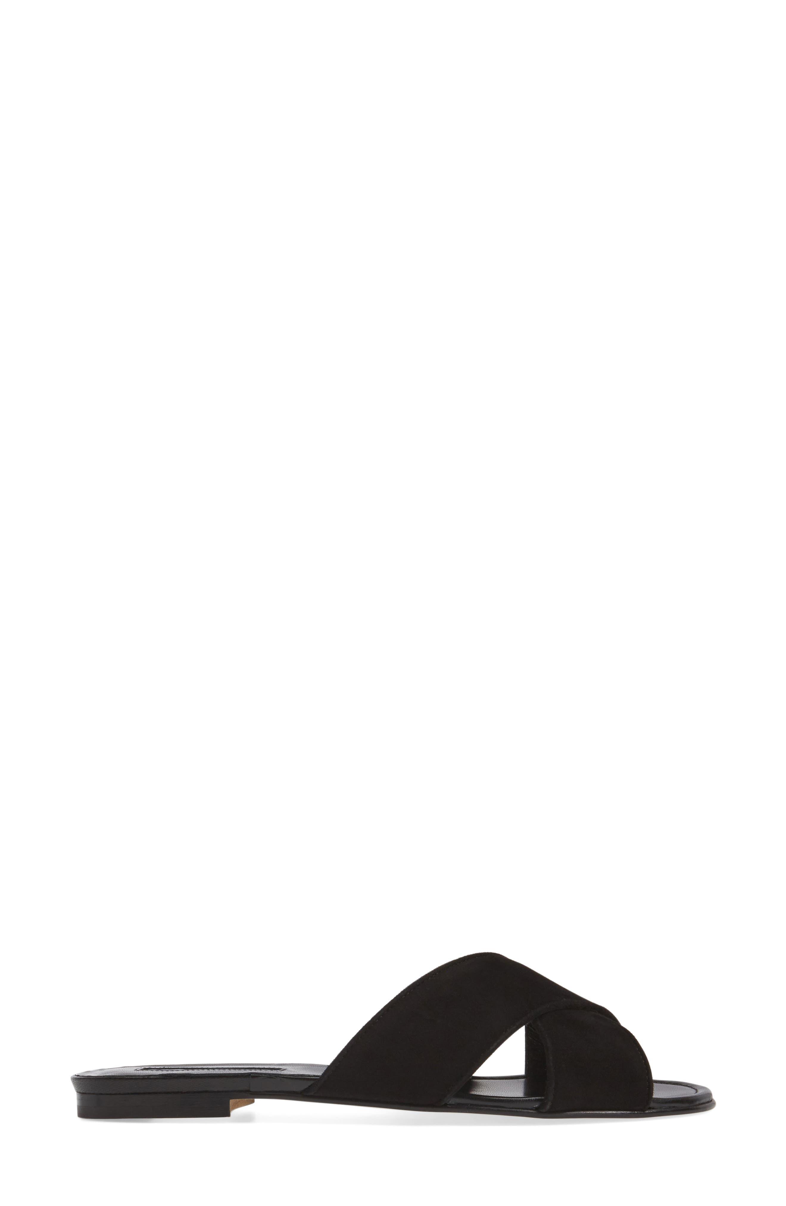 Otawi Slide Sandal,                             Alternate thumbnail 3, color,                             001