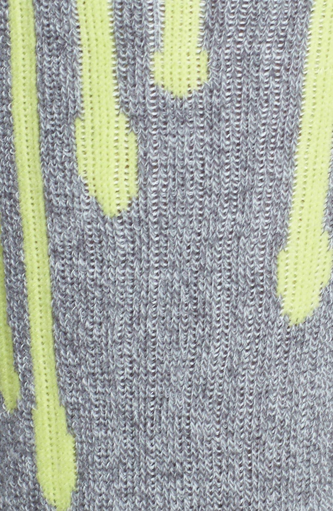 'Drips' Socks,                             Alternate thumbnail 2, color,                             020