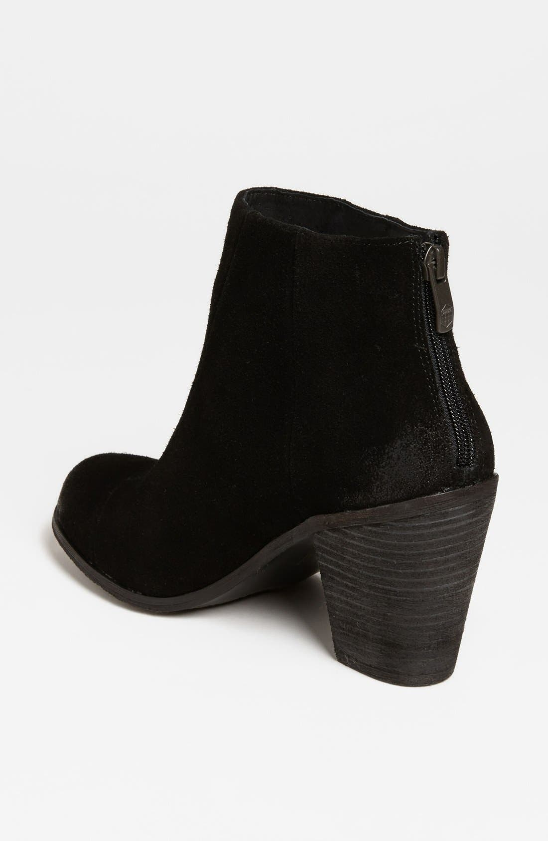 VINCE CAMUTO,                             'Grayson' Bootie,                             Alternate thumbnail 3, color,                             001