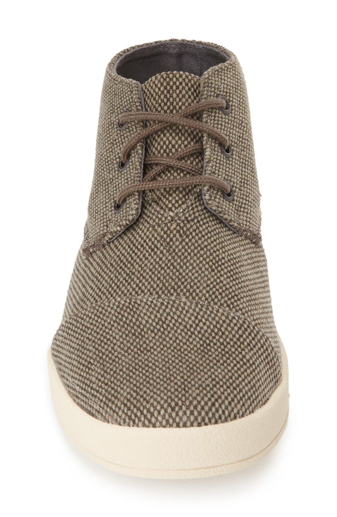'Paseo Mid' Sneaker,                             Alternate thumbnail 8, color,