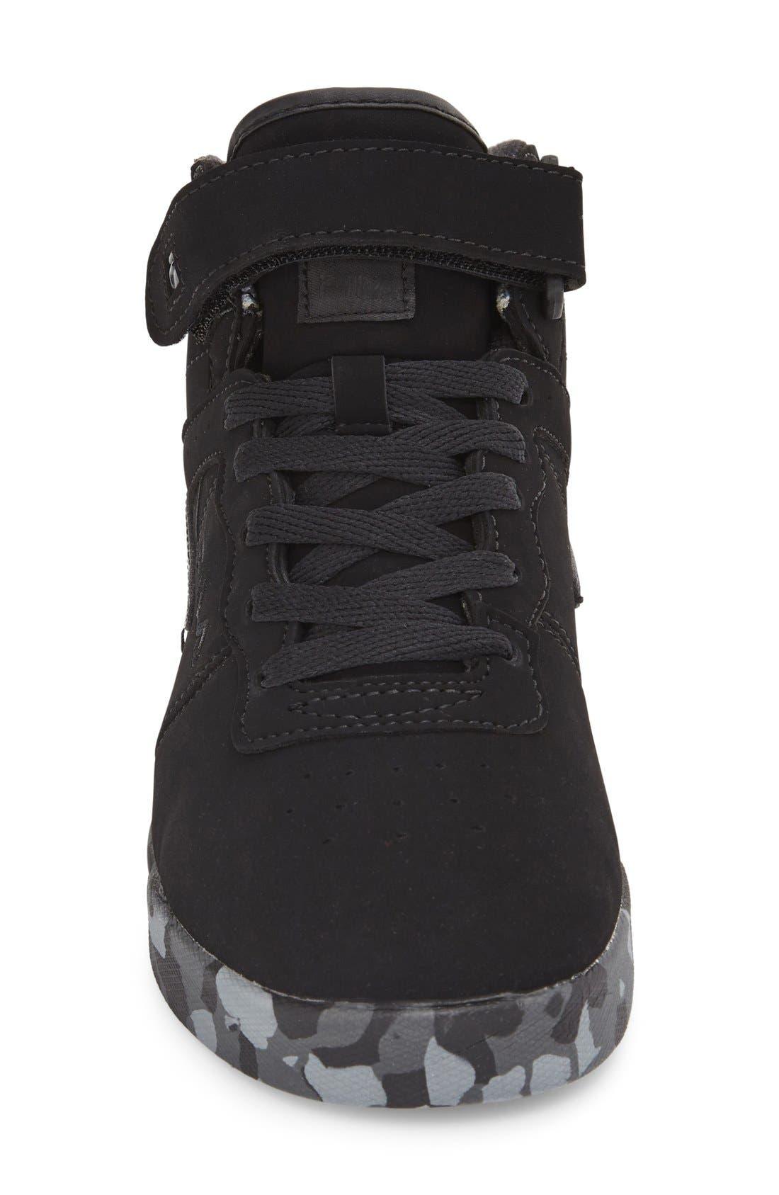 Vulc 13 Mashup High Top Sneaker,                             Alternate thumbnail 8, color,