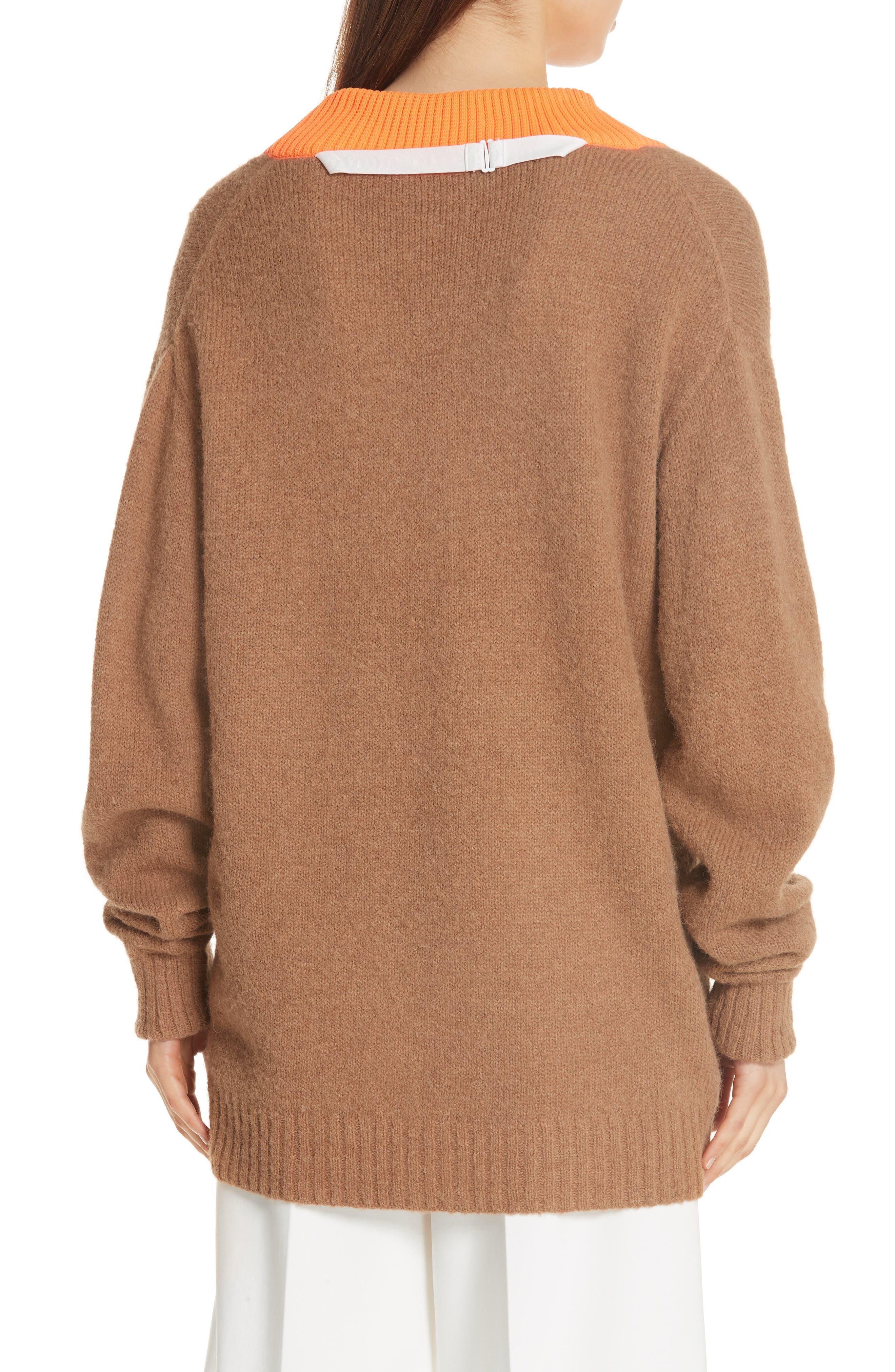 Airy Alpaca Blend Sweater,                             Alternate thumbnail 2, color,                             205