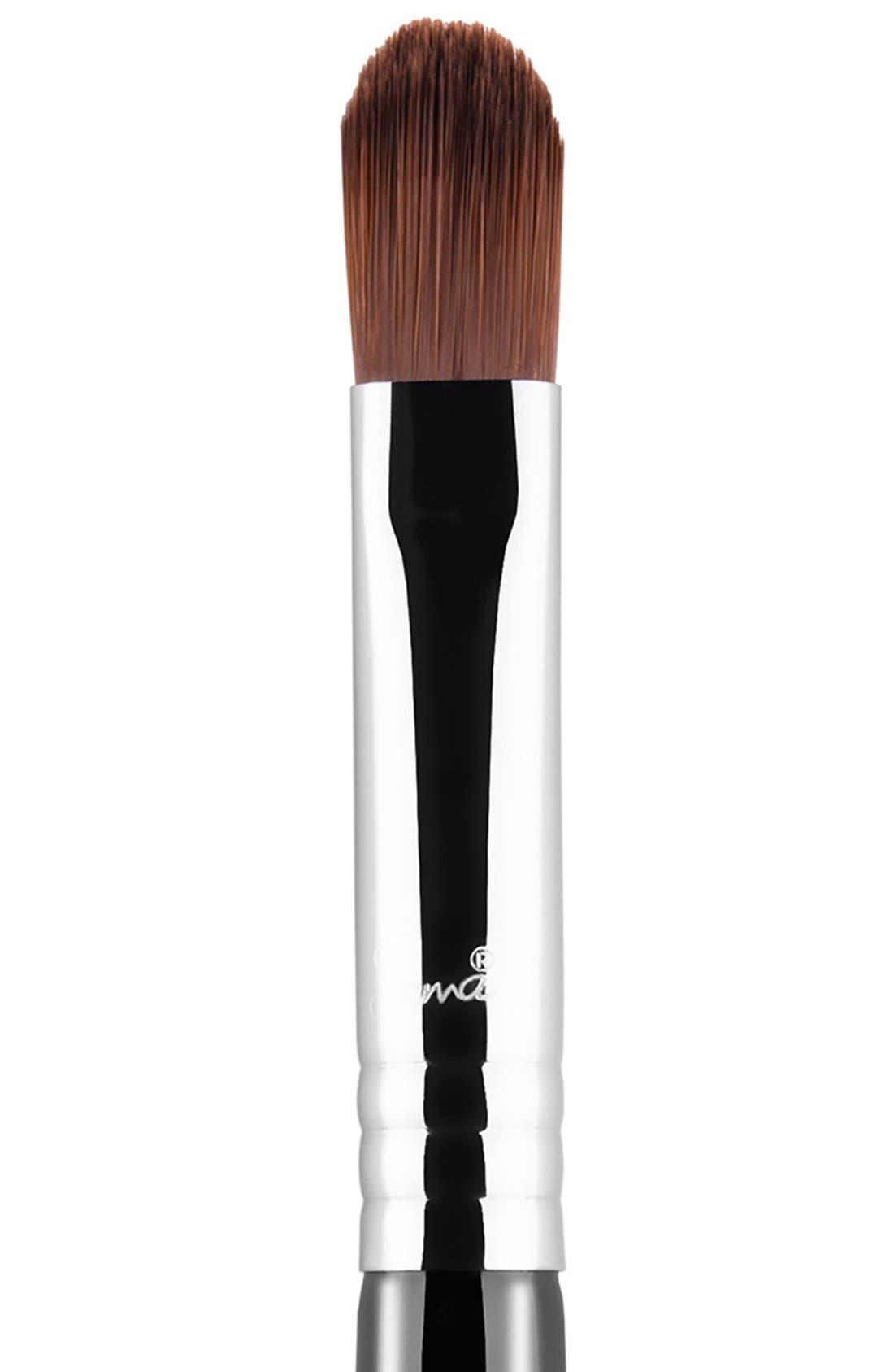E58 Cream Color Brush,                             Alternate thumbnail 4, color,                             NO COLOR