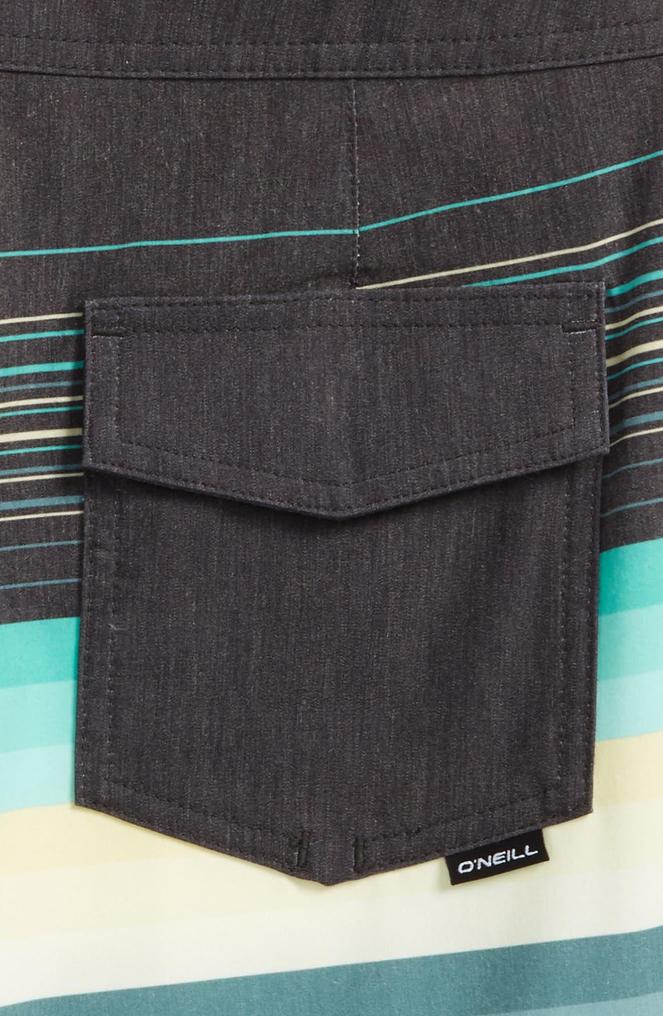 Sandbar Cruzer Board Shorts,                             Alternate thumbnail 3, color,                             001