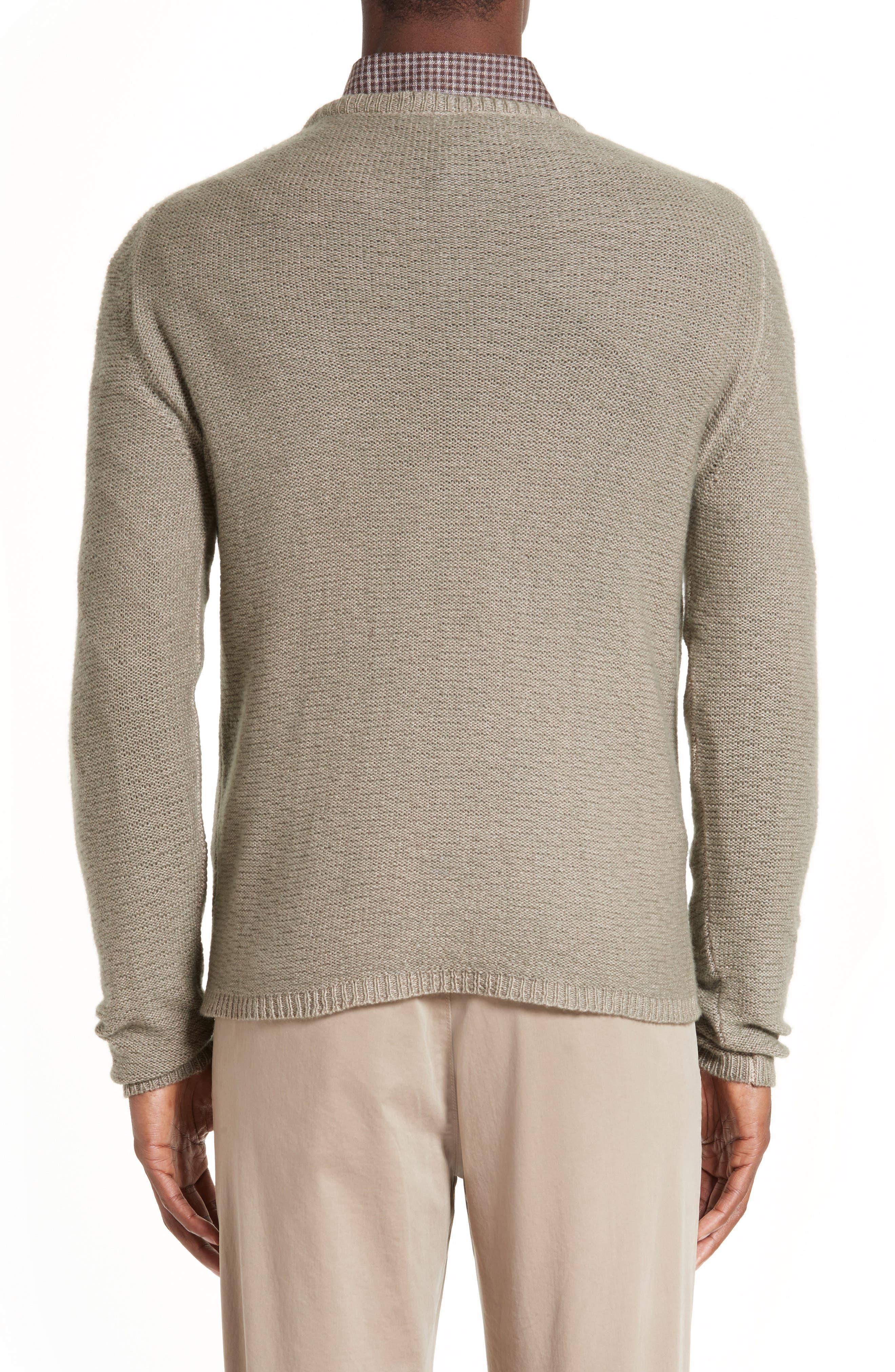Napoli Slub Cashmere Sweater,                             Alternate thumbnail 2, color,                             200