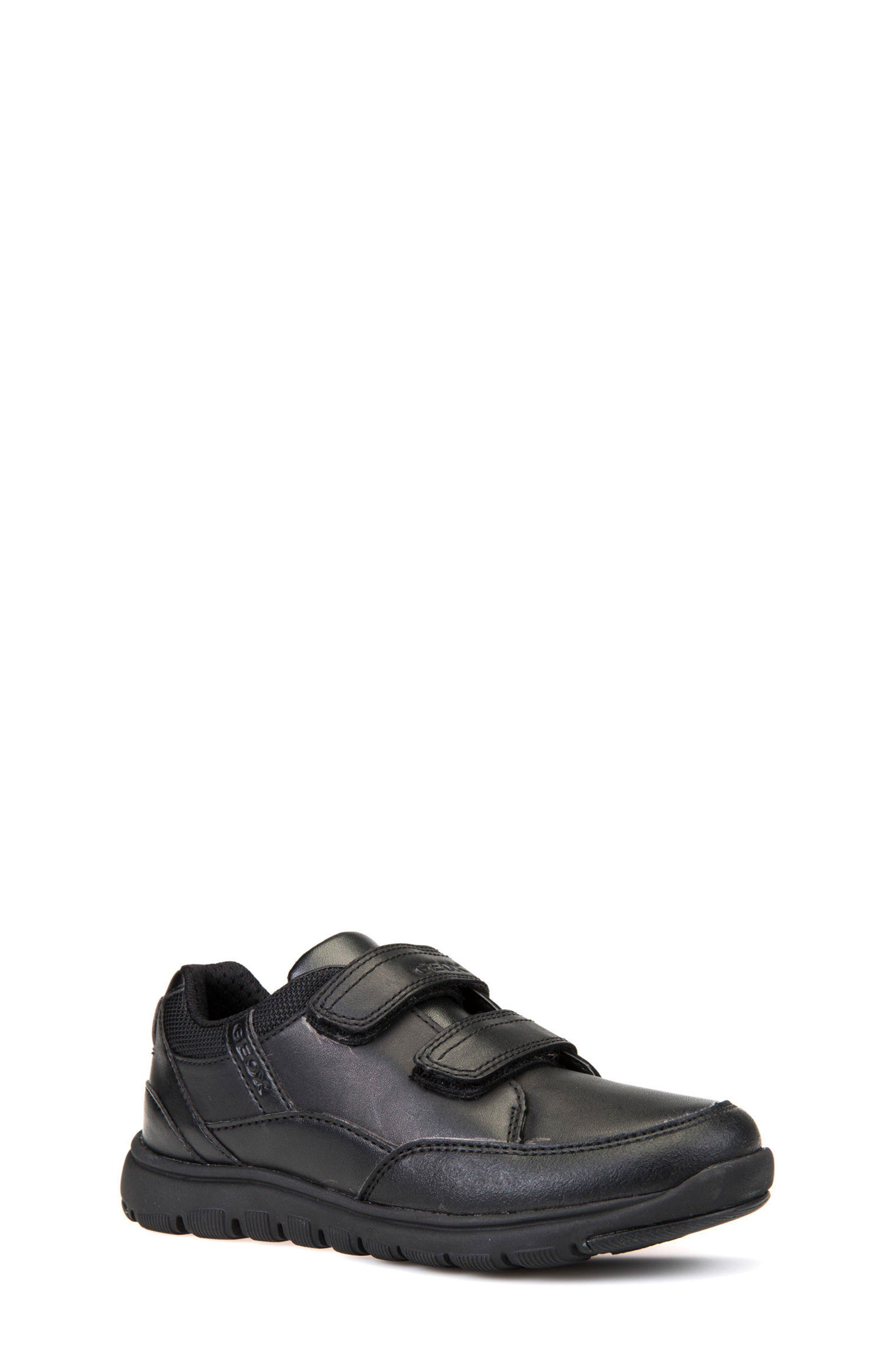 Xunday Low Top Sneaker,                             Main thumbnail 1, color,                             BLACK
