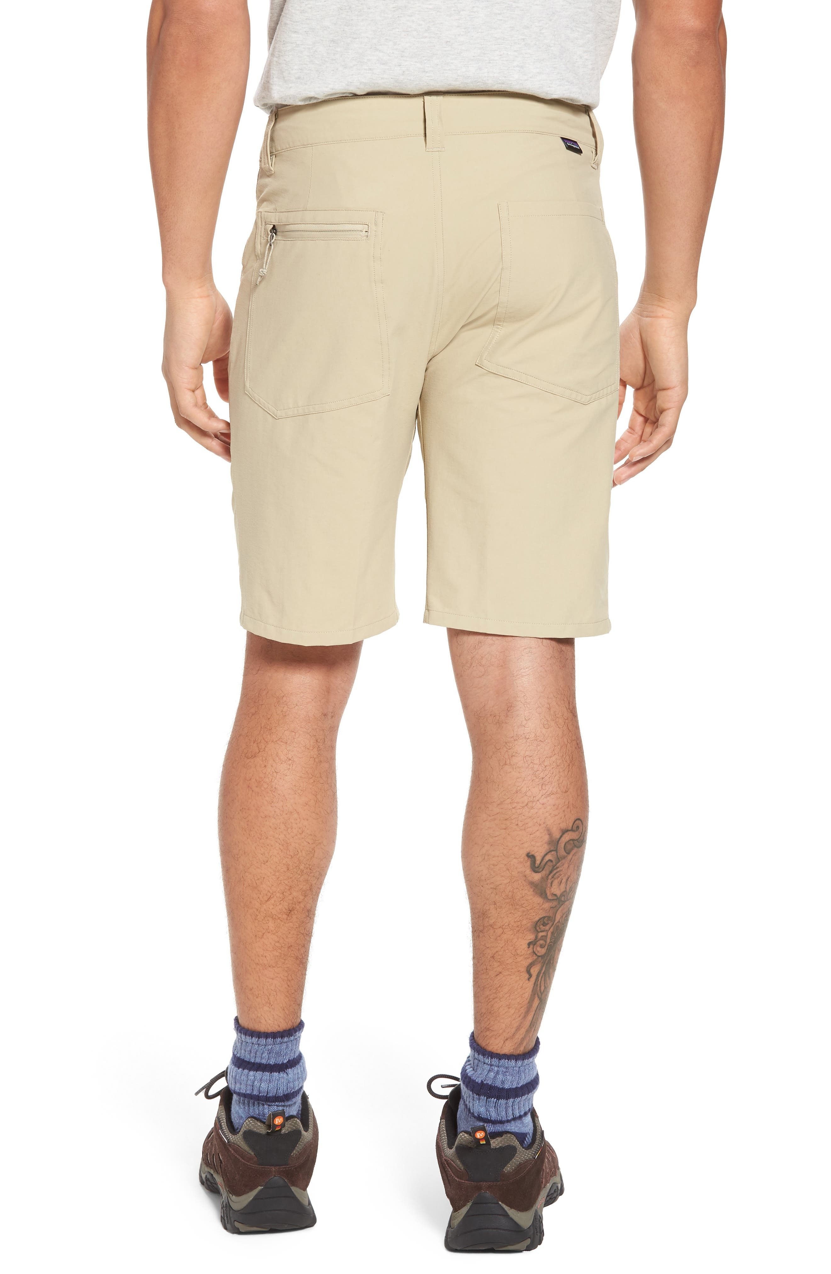 Quandary Shorts,                             Alternate thumbnail 2, color,                             EL CAP KHAKI