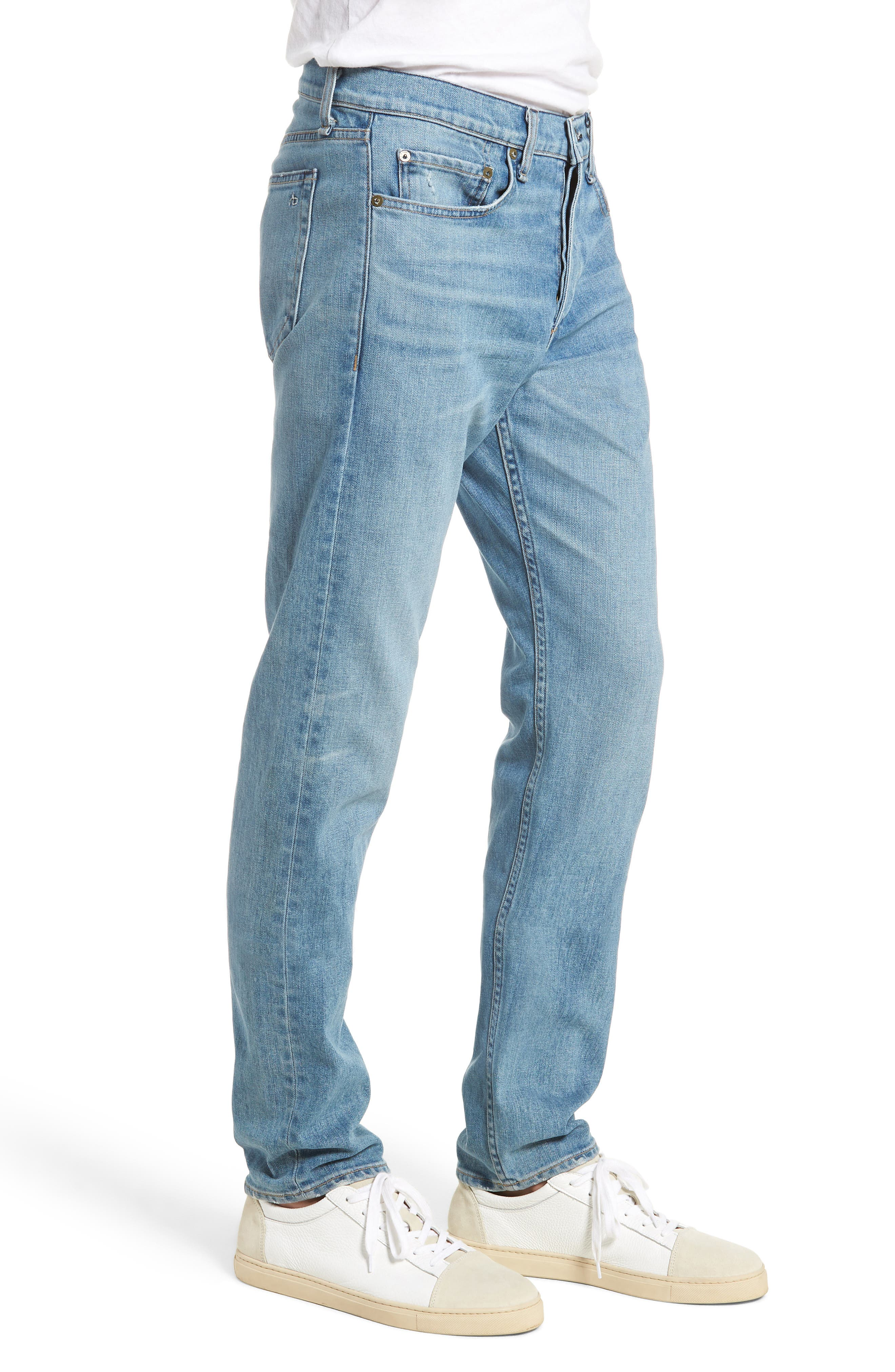 Fit 2 Slim Fit Jeans,                             Alternate thumbnail 3, color,                             PYLLE