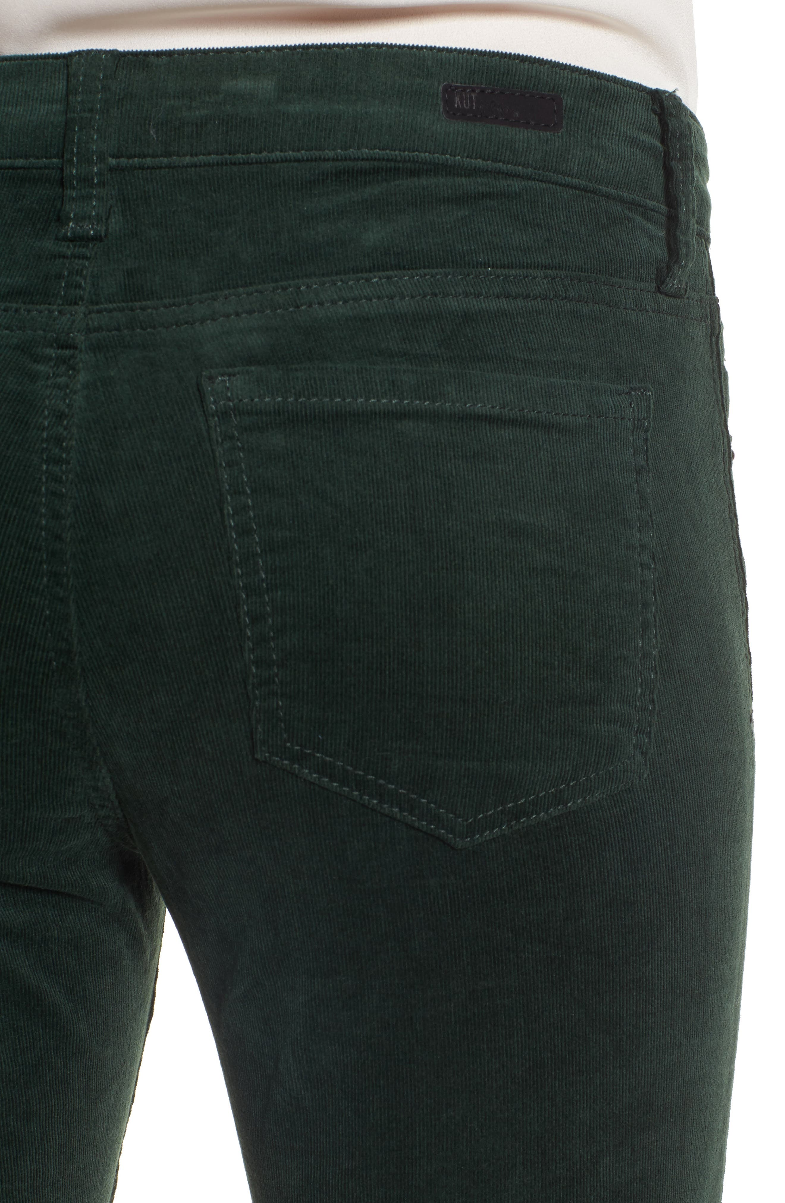 Baby Bootcut Corduroy Jeans,                             Alternate thumbnail 88, color,