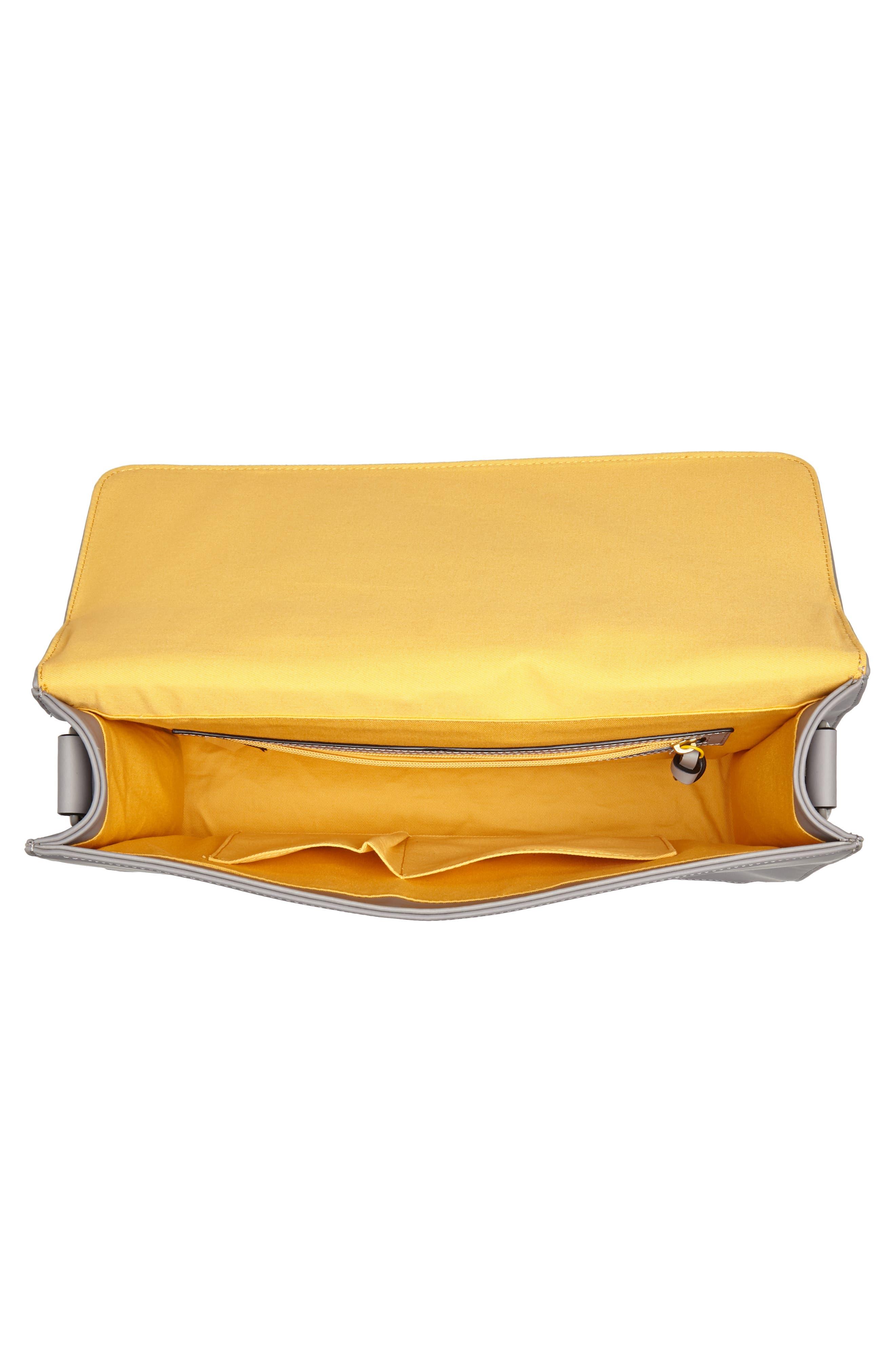 Barma Rubberized Briefcase,                             Alternate thumbnail 4, color,                             030
