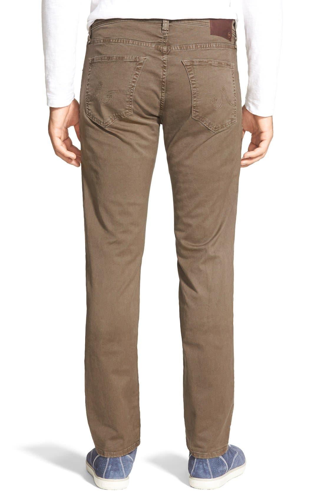 'Matchbox BES' Slim Fit Pants,                             Alternate thumbnail 117, color,