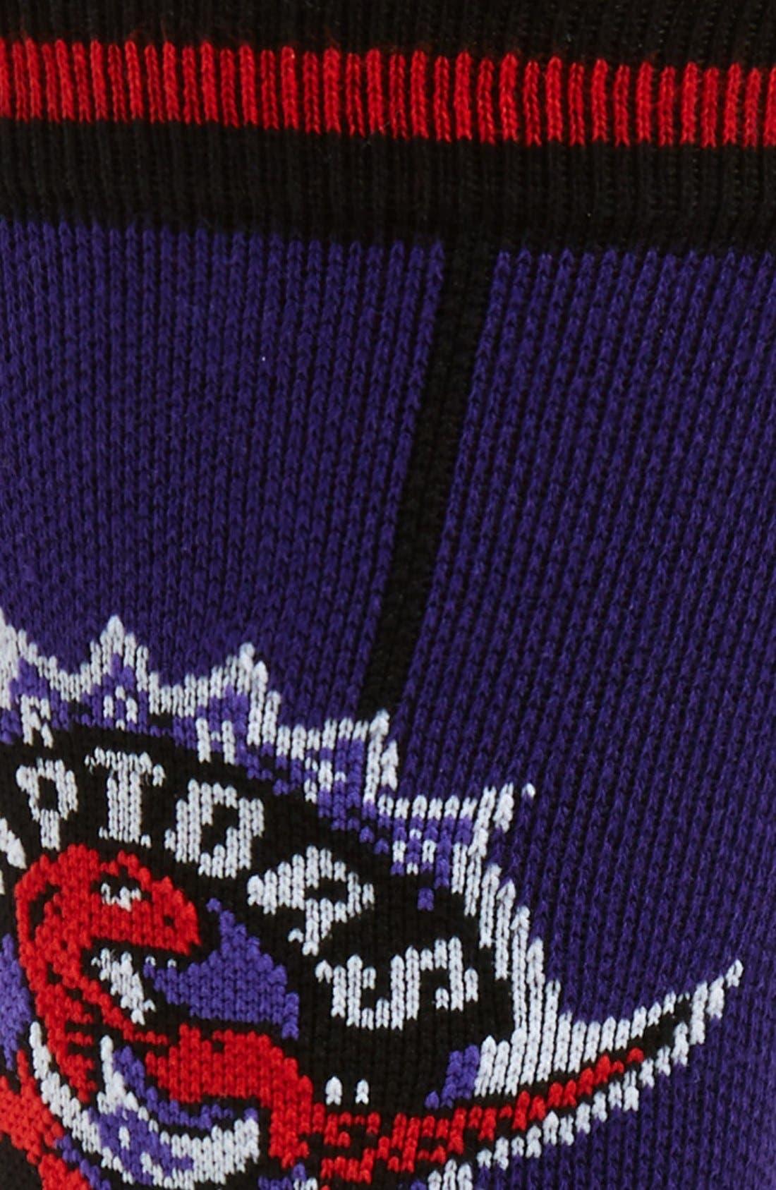 'Toronto Raptors - NBA Legends' Socks,                             Alternate thumbnail 2, color,                             510