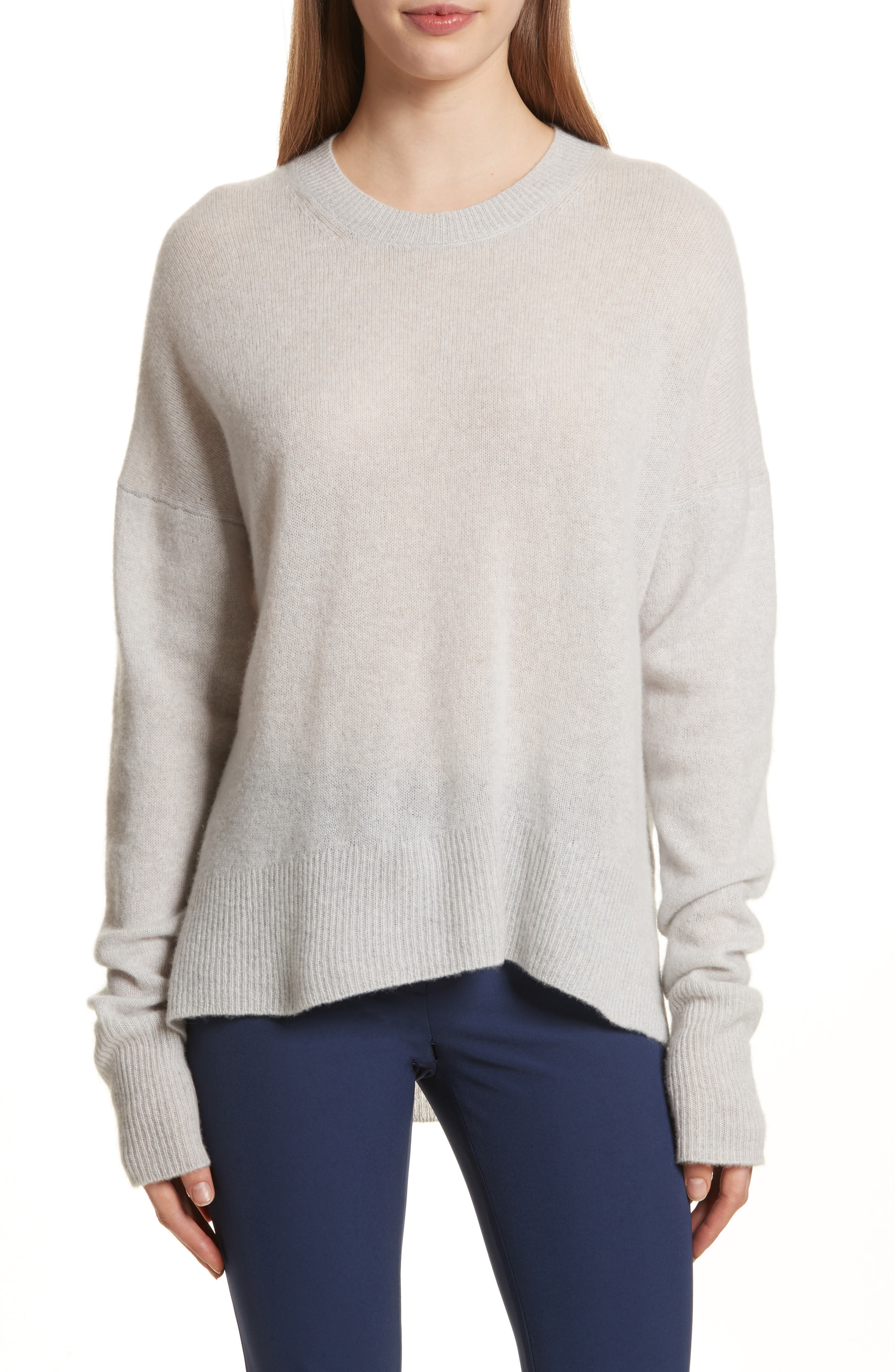 Karenia L Cashmere Sweater,                             Main thumbnail 2, color,