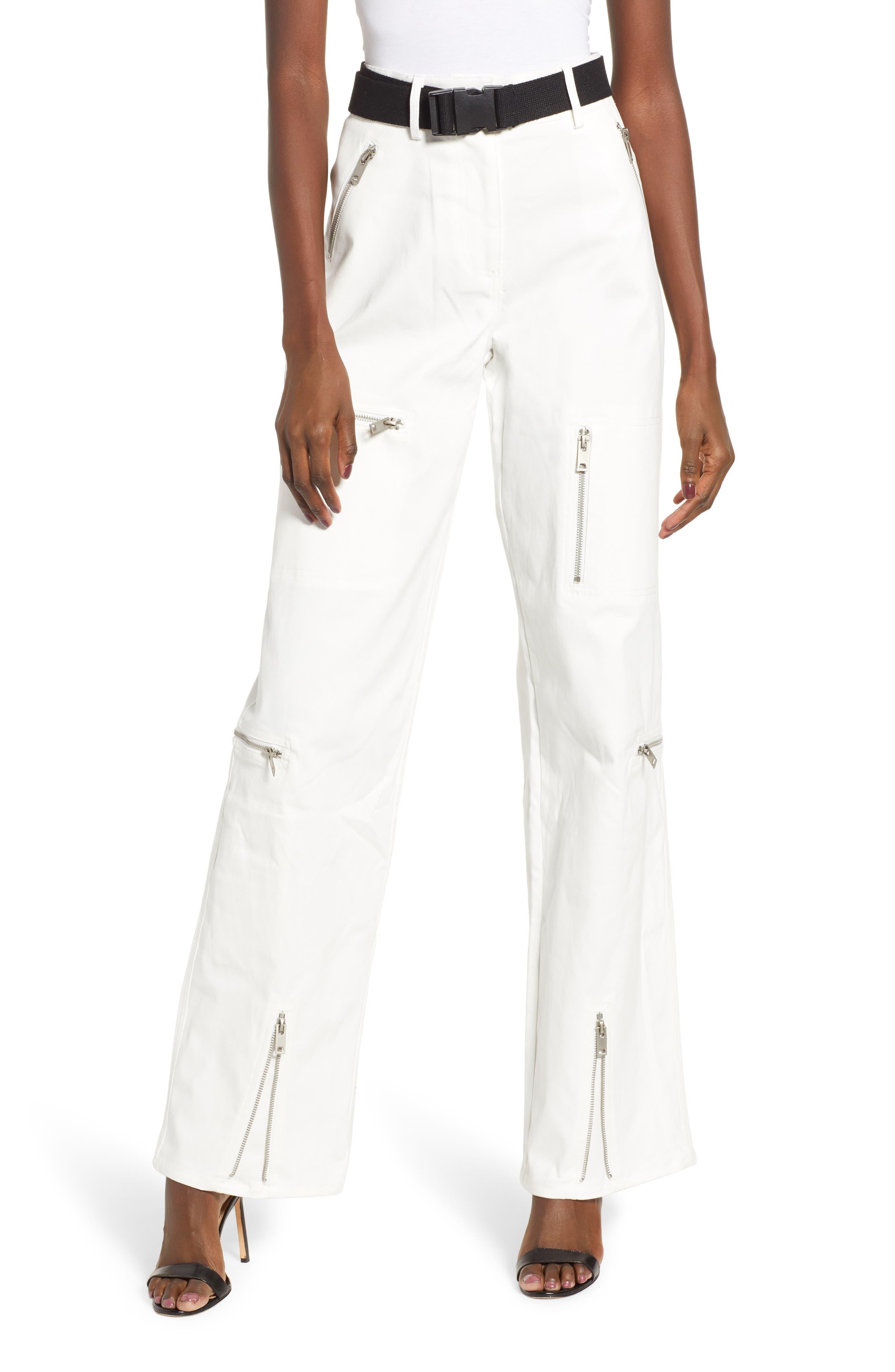 I.AM.GIA I.Am. Gia Elevara Pants in White